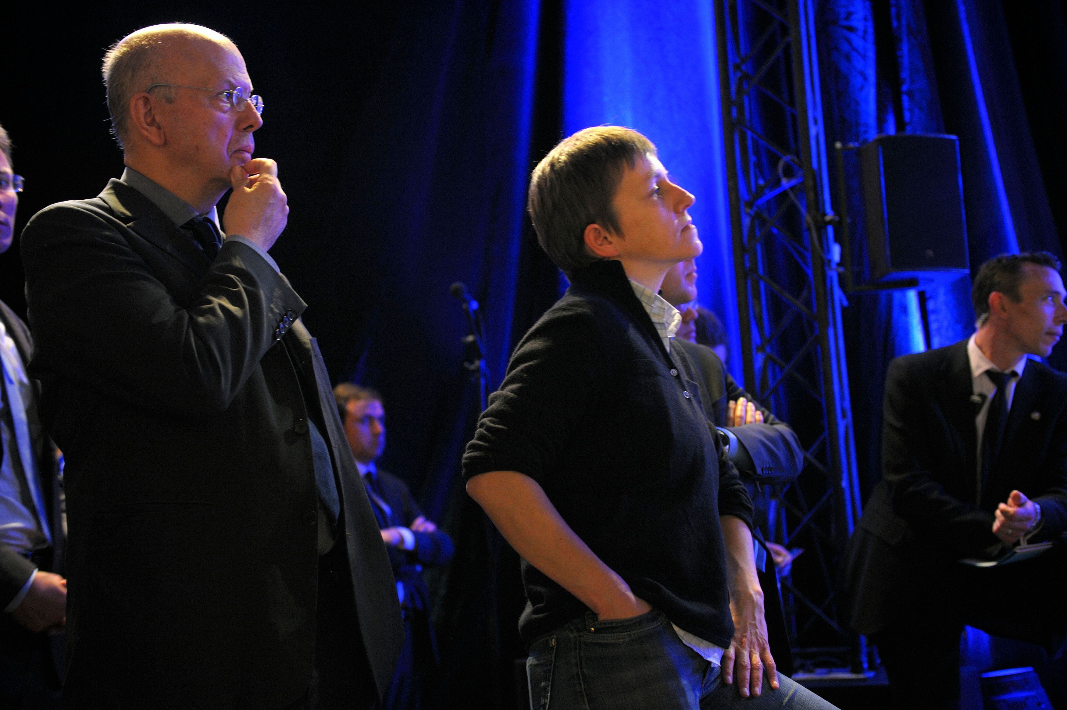 """Rachida Dati regrette la focalisation du débat sur la ligne """"Buisson"""" qui délimite la droite """"dure"""" au sein de l'UMP."""