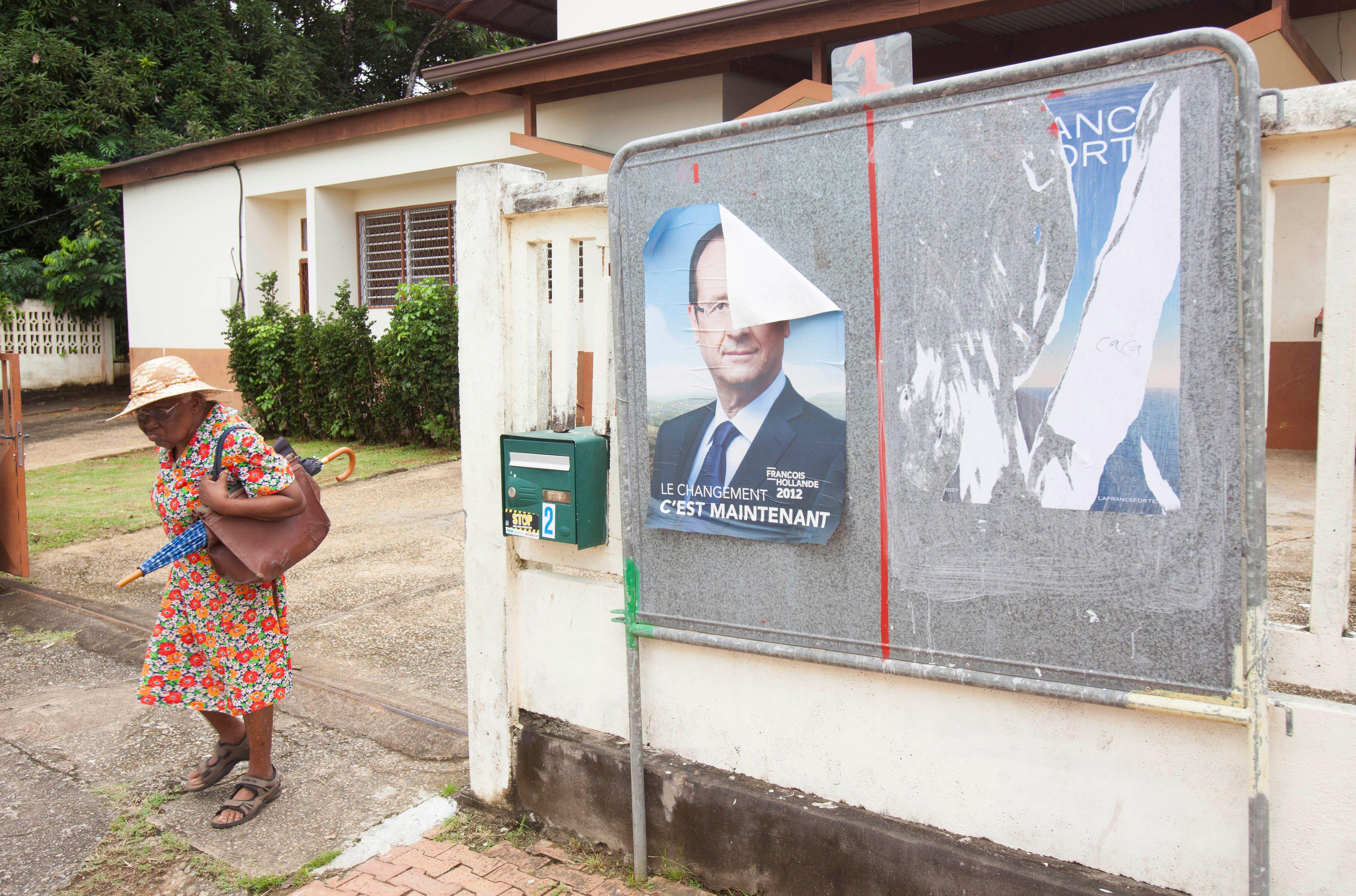 Guyane : un commissaire de police sérieusement blessé