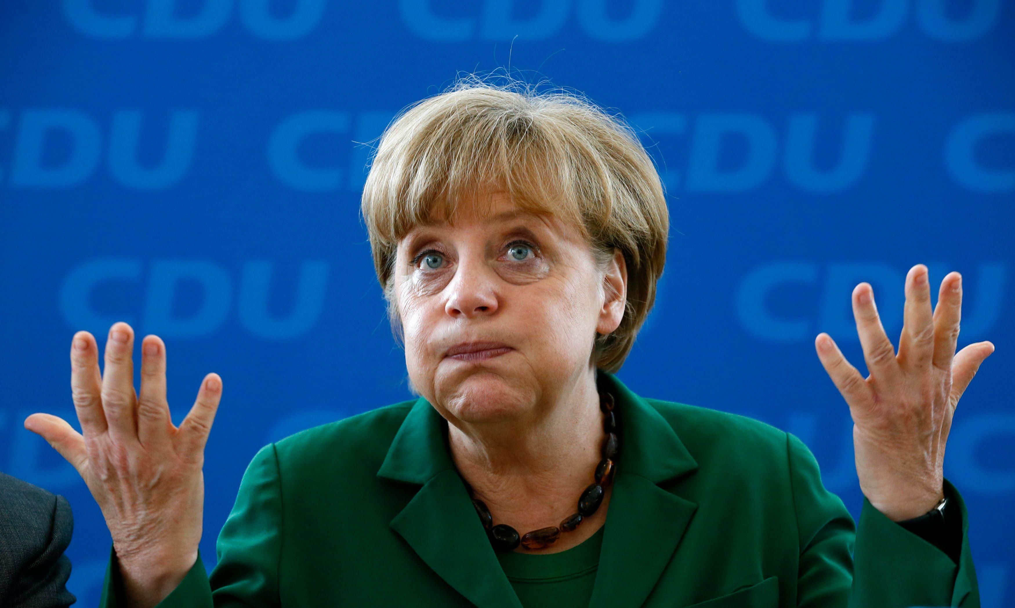 Et si on arrêtait de taper sur Angela Merkel ?