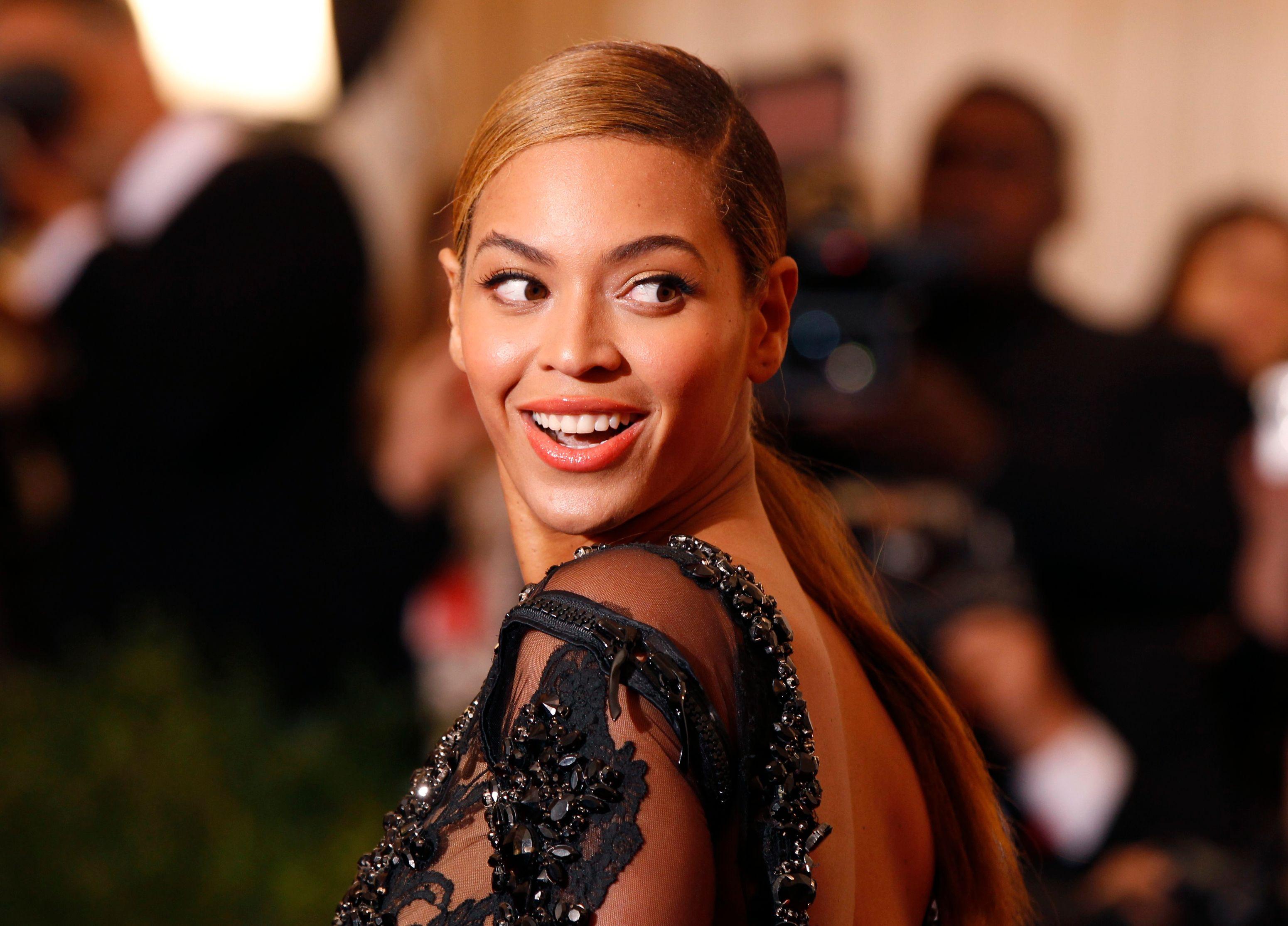 Beyoncé, personnalité la plus influente de 2014