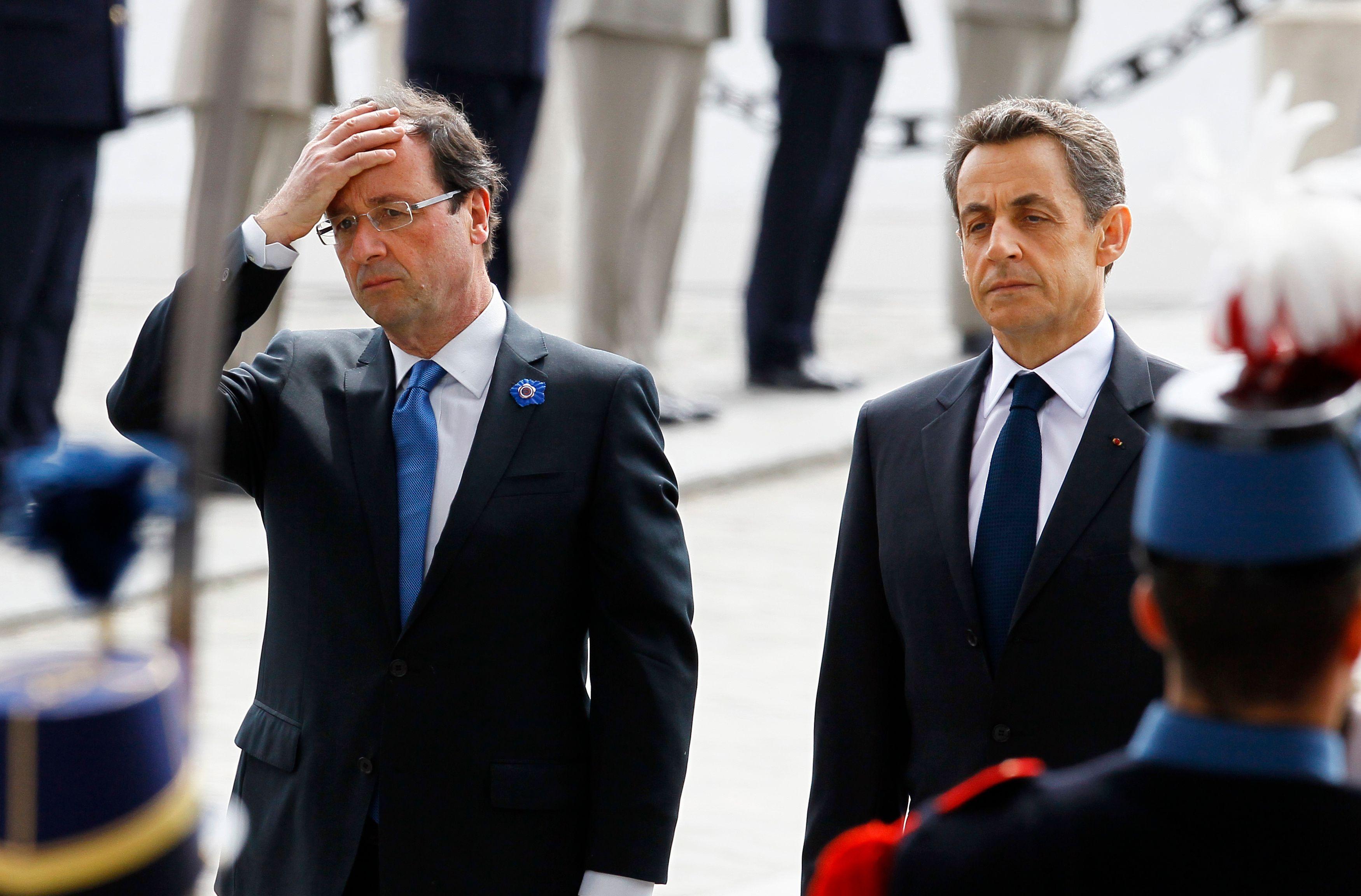 Selon un sondage du Figaro, 46 % des Français seulement se déclarent satisfaits de l'action de François Hollande, cent jours après son élection, le 6 mai.