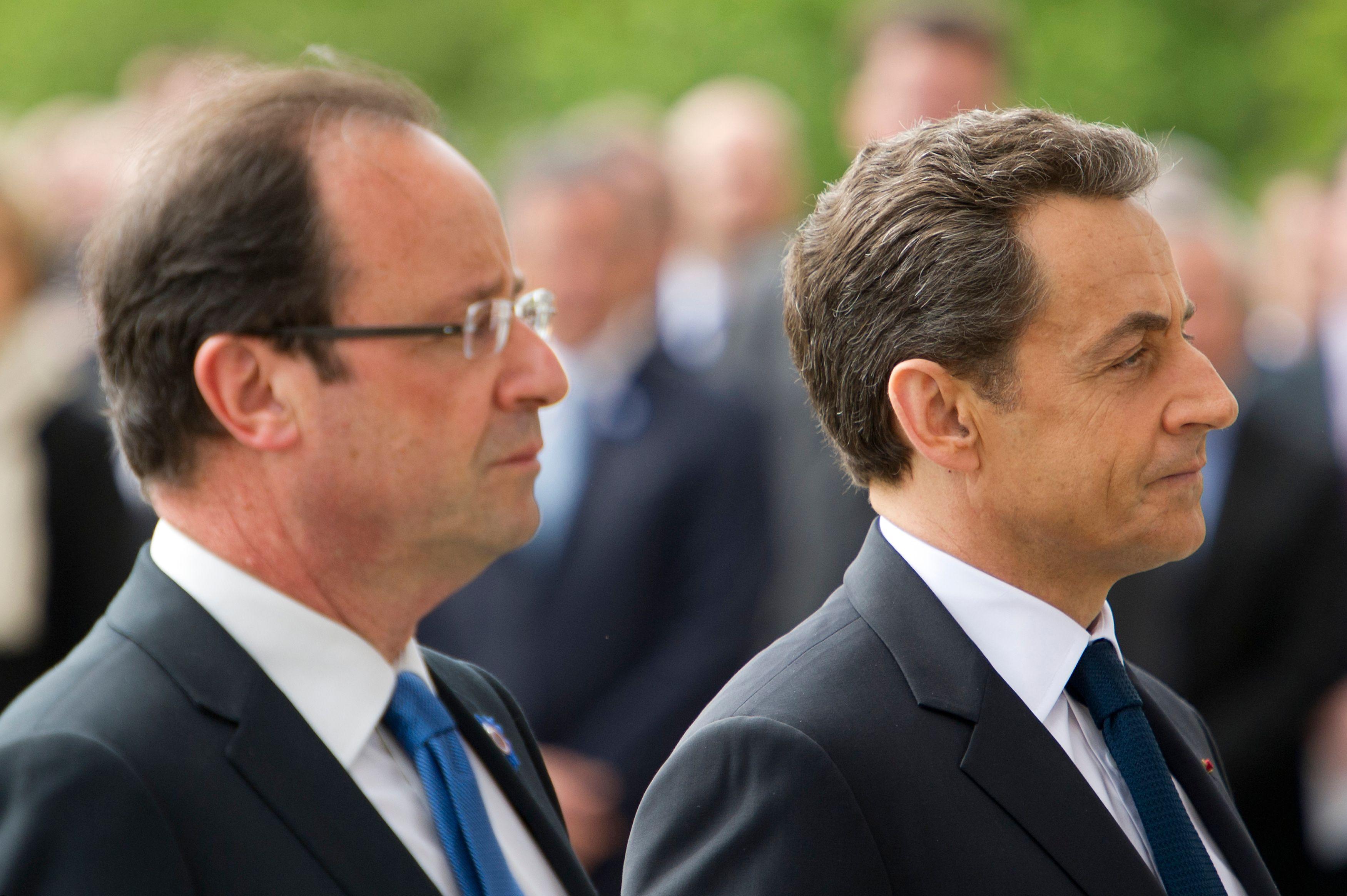 François Hollande et Nicolas Sarkozy ont publié à quelques jours d'intervalle une tribune sur l'Europe.