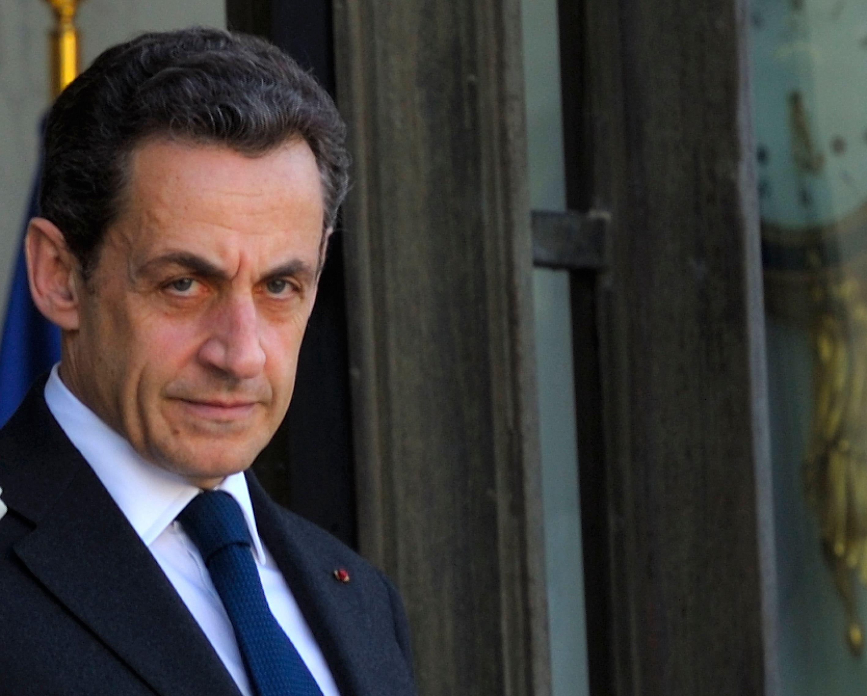 Nicolas Sarkozy, en tête chez les sympathisants, serait vainqueur des primaires UMP