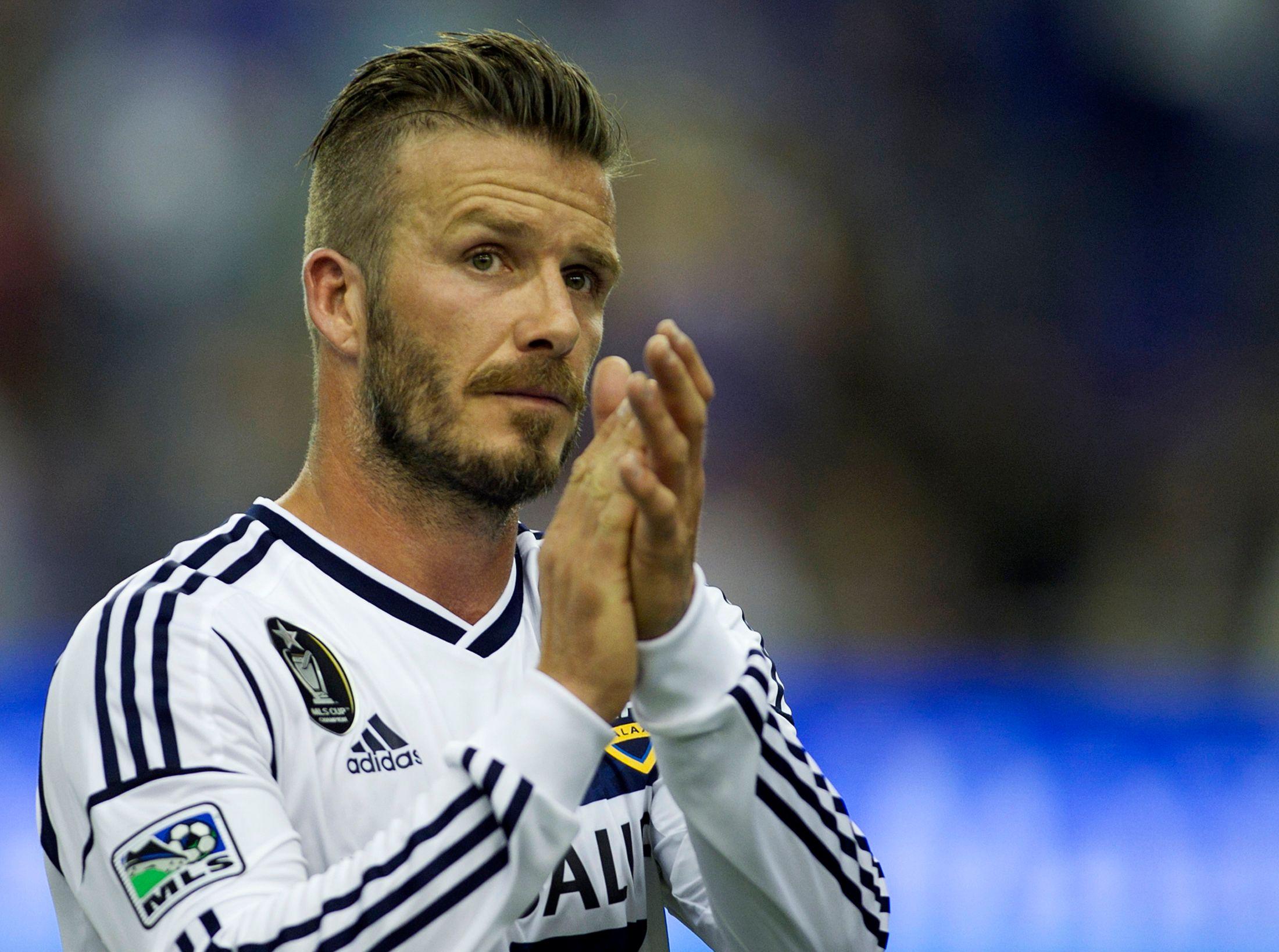 Beckham vient de signer au PSG
