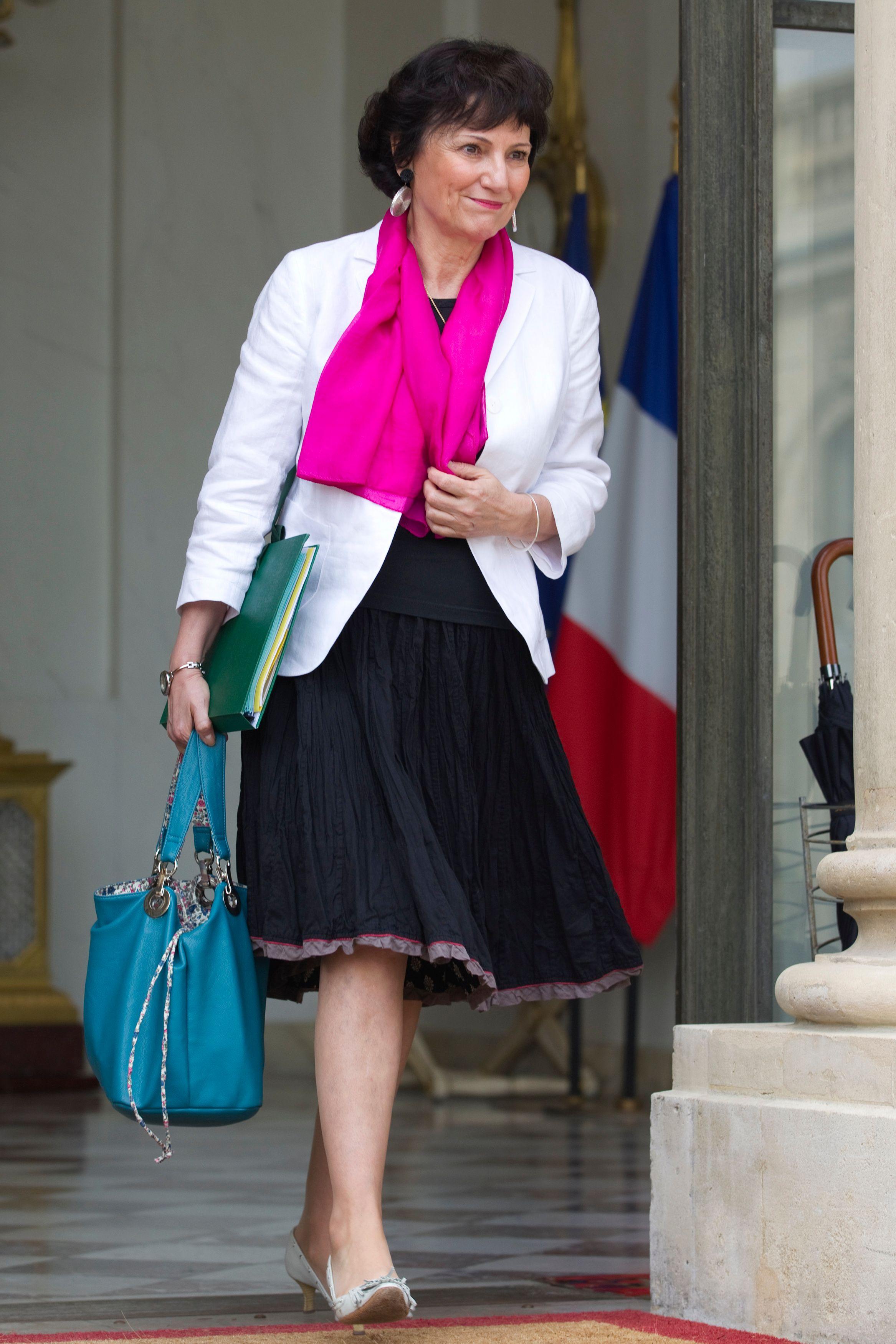 Dominique Bertinotti : la ministre de la Famille révèle son cancer