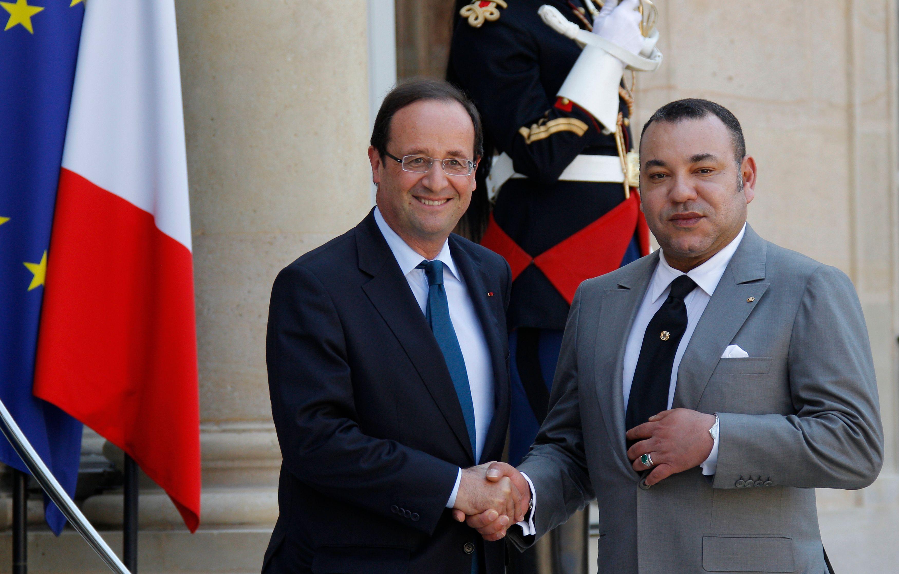 Deux journalistes français arrêtés pour chantage sur le roi du Maroc