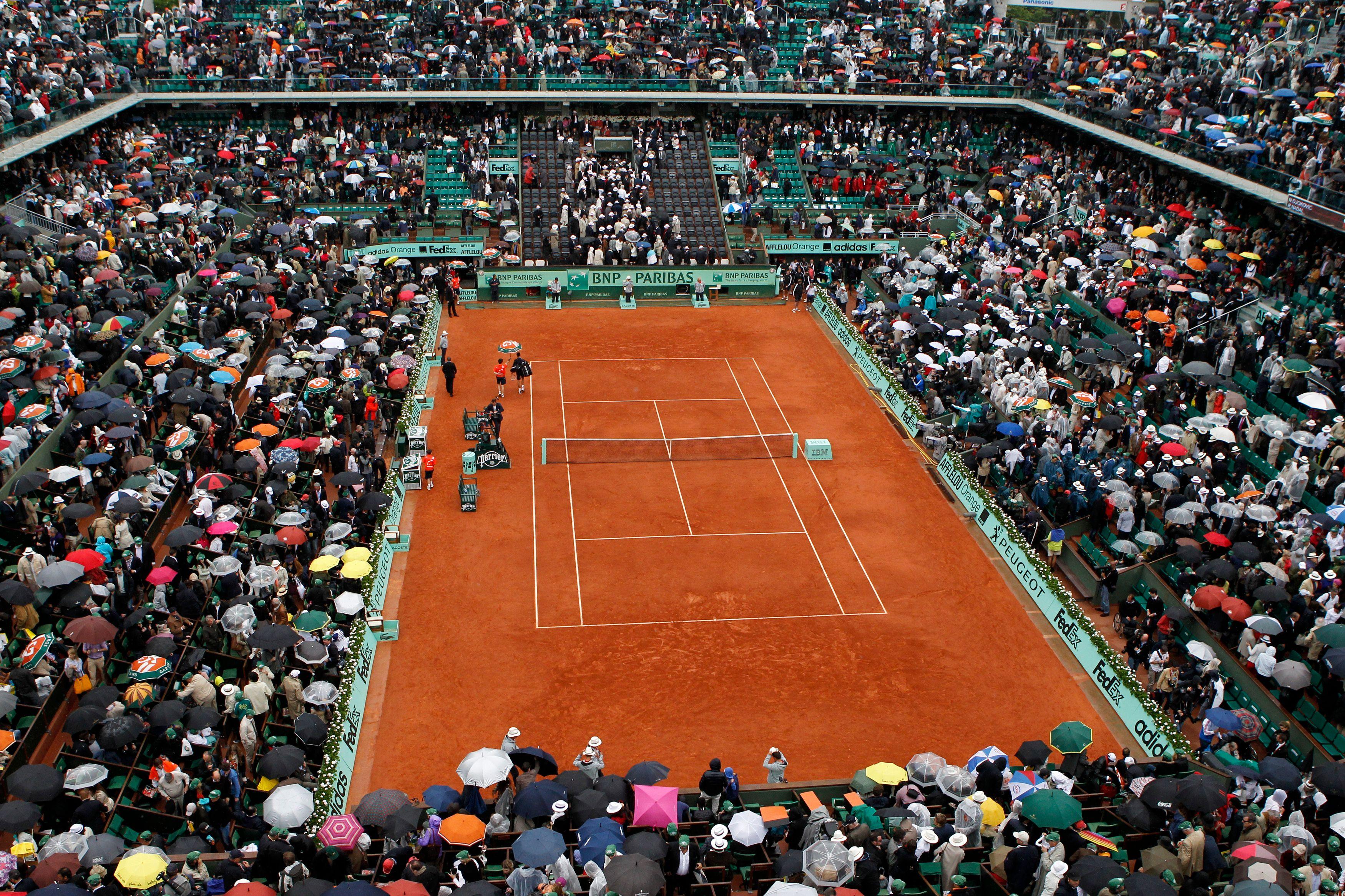 L'extension du site de Roland-Garros a du plomb dans l'aile