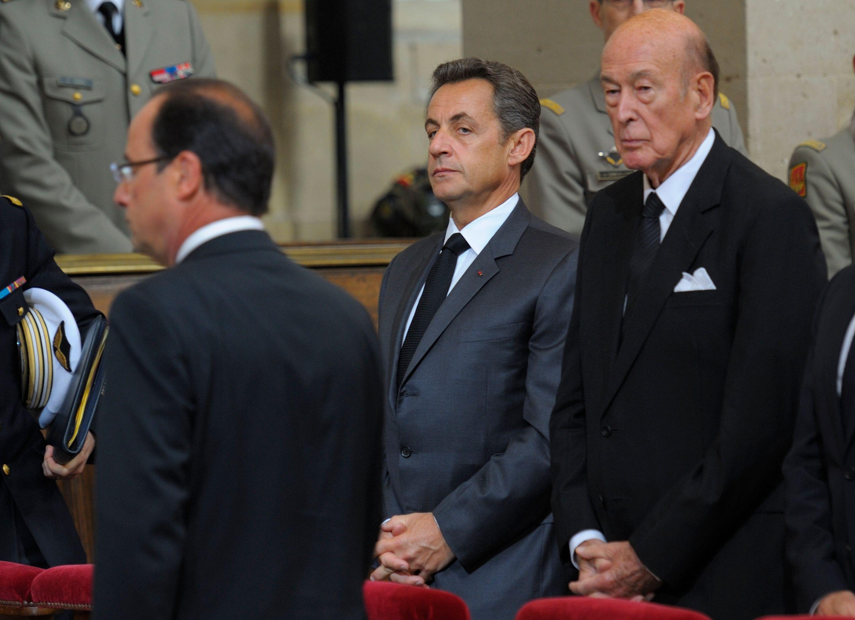 Les privilèges des anciens présidents coûtent aux Français 10,3 millions d'euros par an
