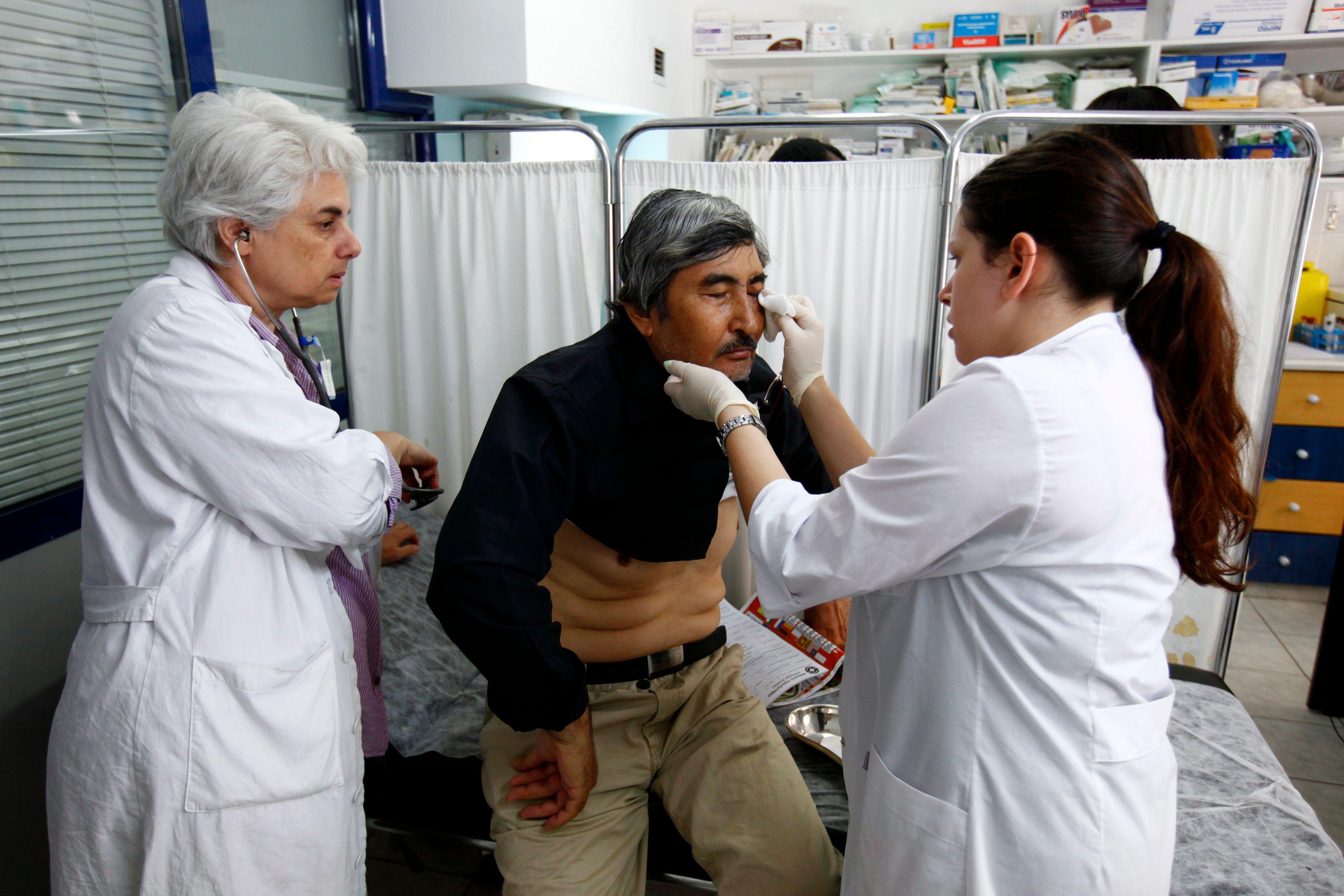 Les médecins sont en grève mais cela n'entraîne pas de perturbations majeures