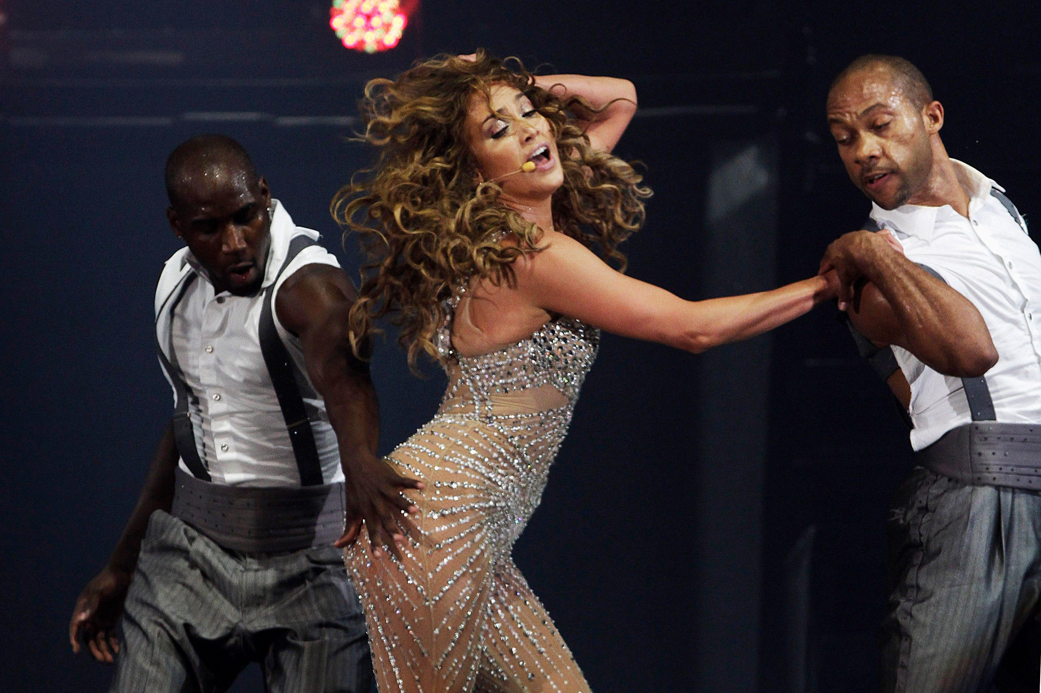 Jennifer Lopez chantera l'hymne officiel de la Coupe du monde de football