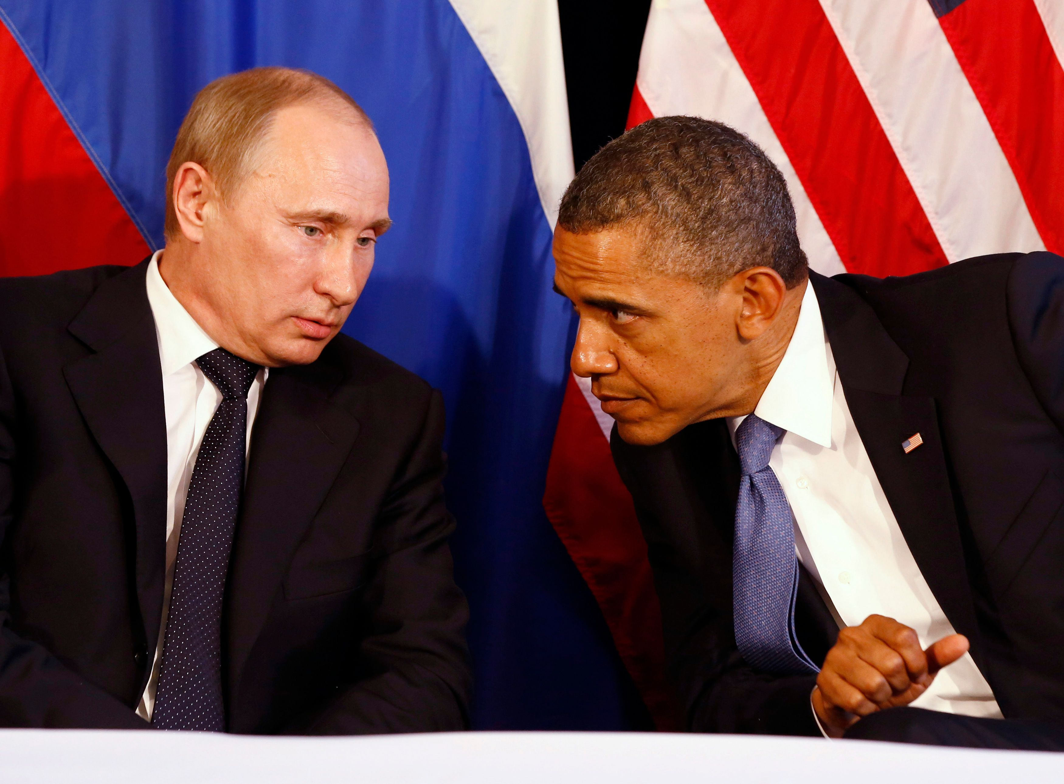 Barack Obama menace de boycotter le prochain G8