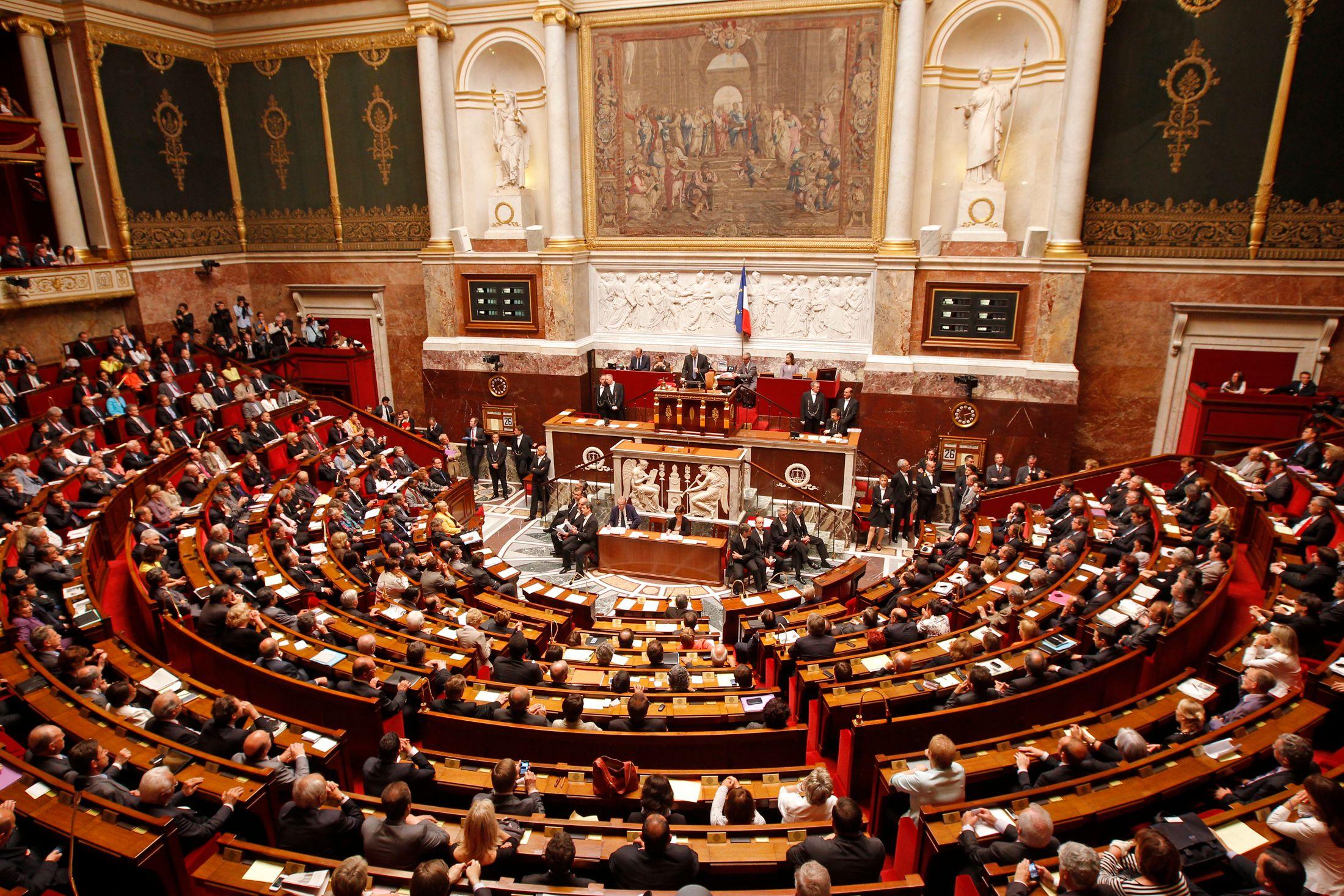 L'Assemblée nationale a commencé ce mardi l'examen du texte sur le mariage pour tous.