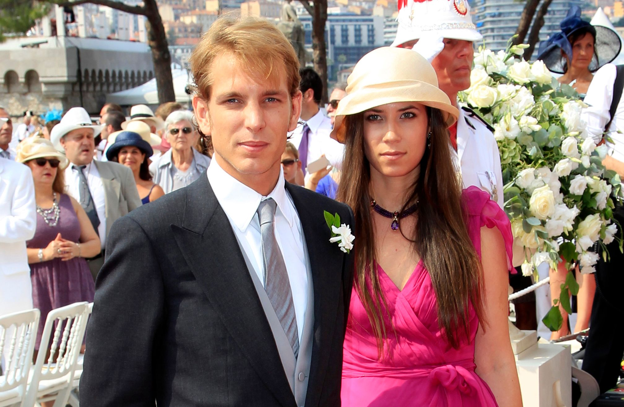 Monaco : le fils aîné de la princesse Caroline s'est marié