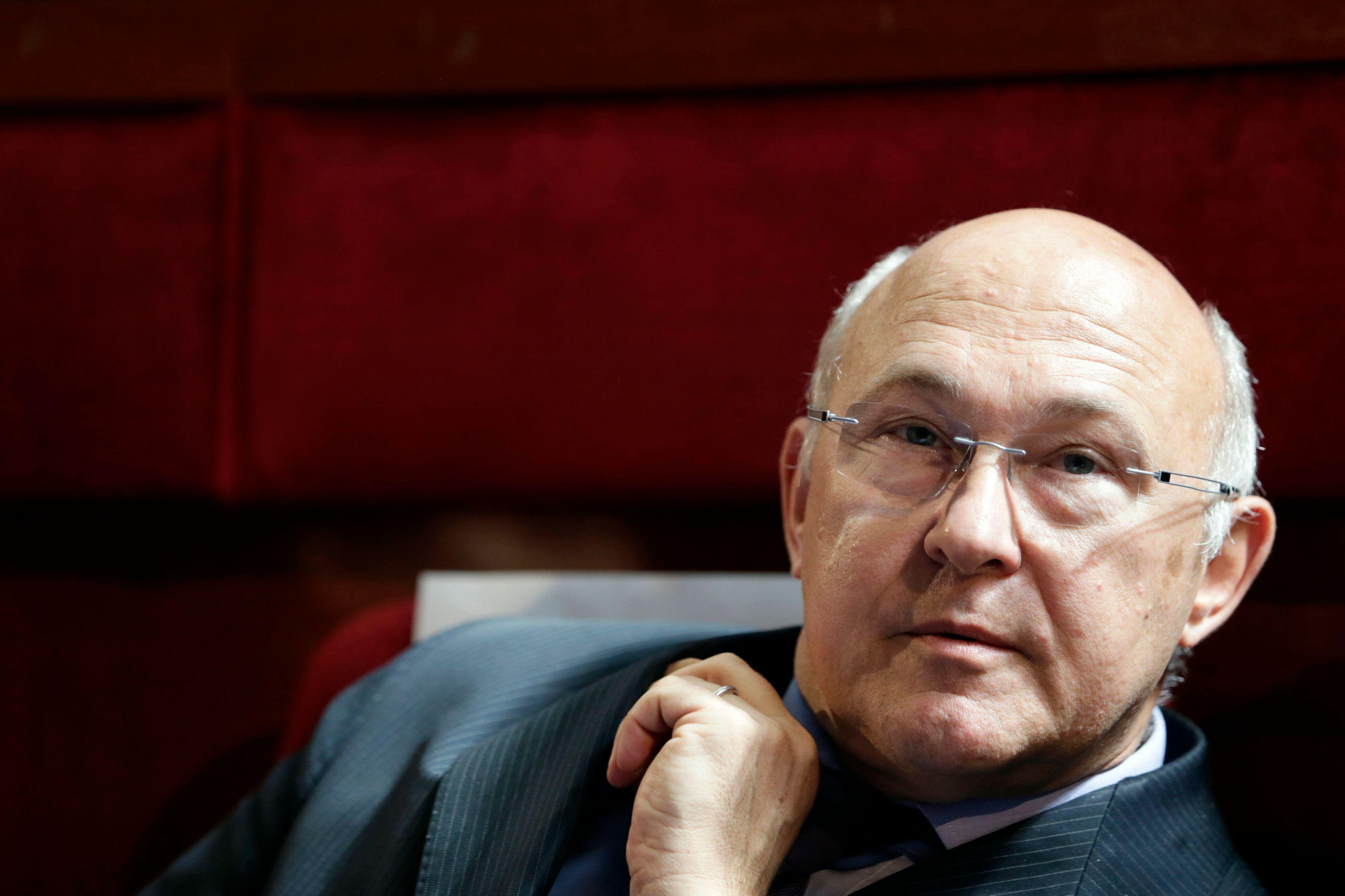 Michel Sapin avait rendez-vous ce vendredi avec les associations de chômeurs