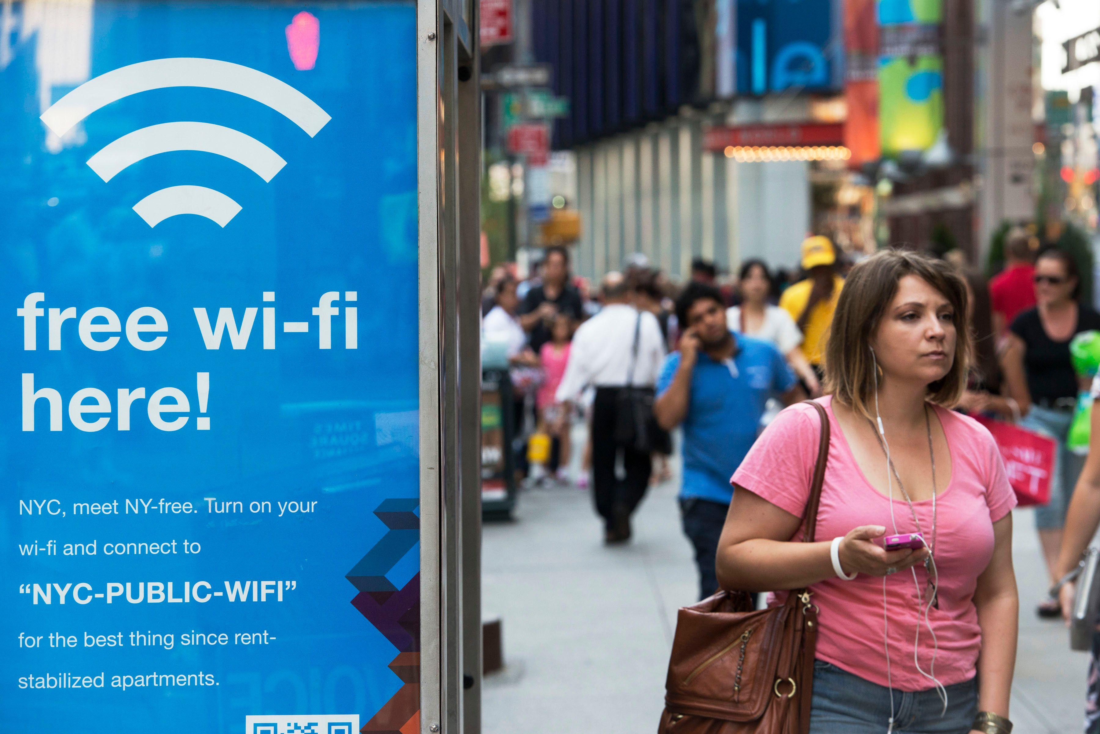 Gare au Wifi gratuit : vos données confidentielles volées en quelques secondes