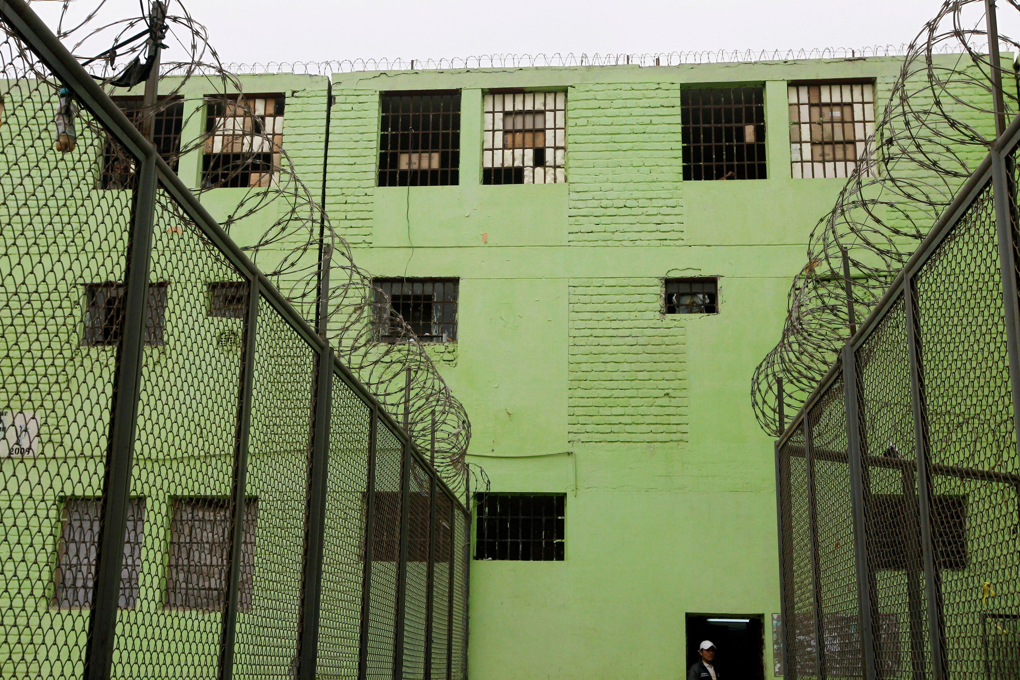 Les viols sur l'enfant de quatre ans avaient lieu au parloir de la prison de Toul