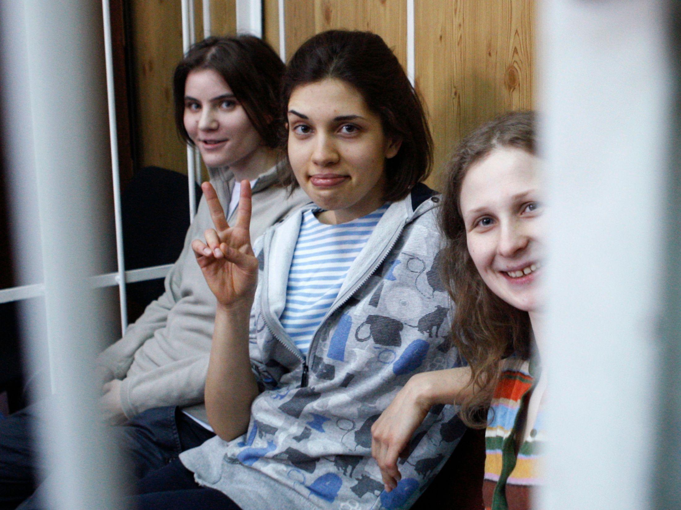 Le procès du groupe Pussy Riot s'ouvre ce vendredi en Russie.