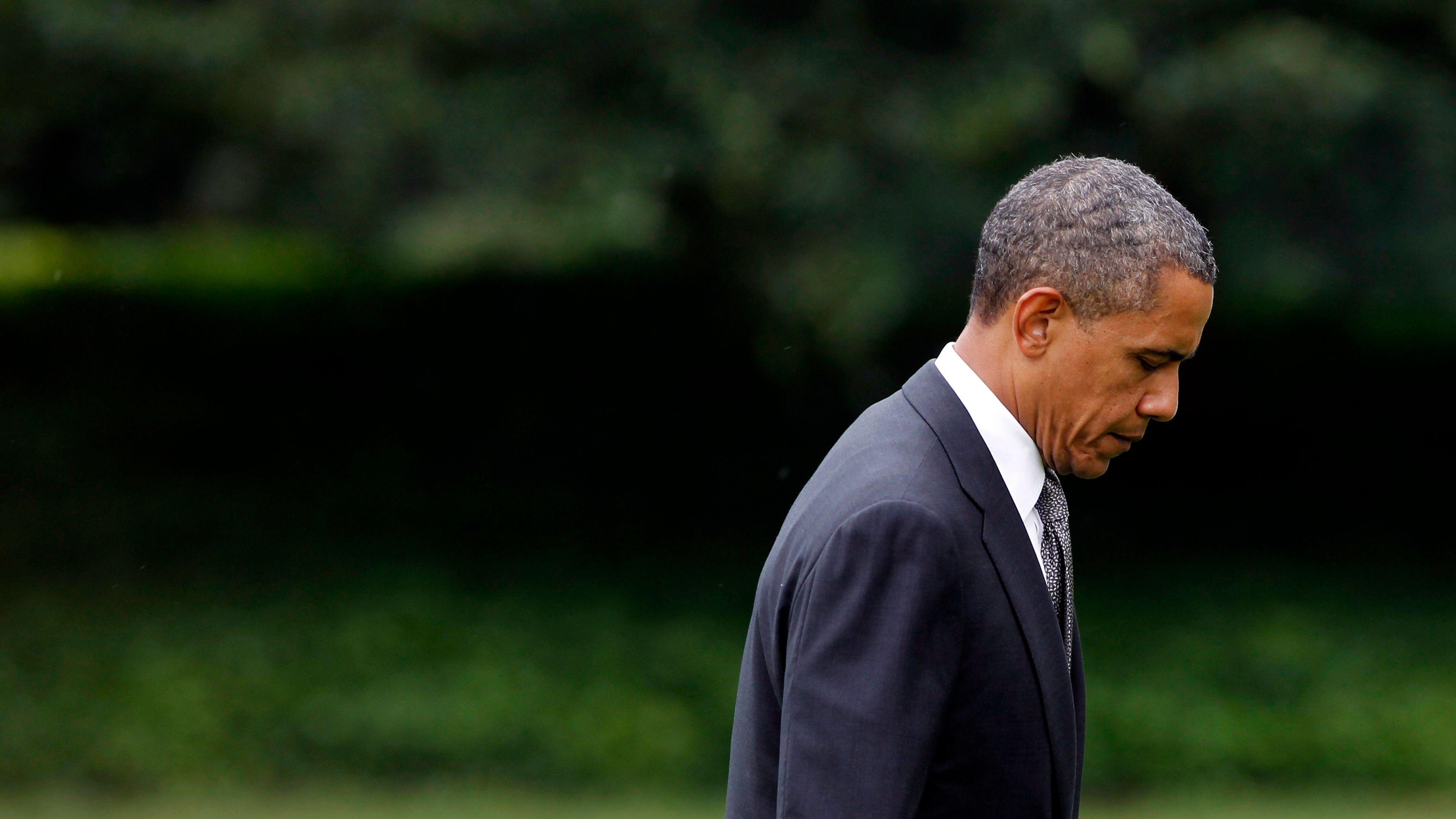 """Tueries de masse aux Etats-Unis : Barack Obama appelle les Américains à s'opposer fermement aux discours """"normalisant"""" le racisme"""