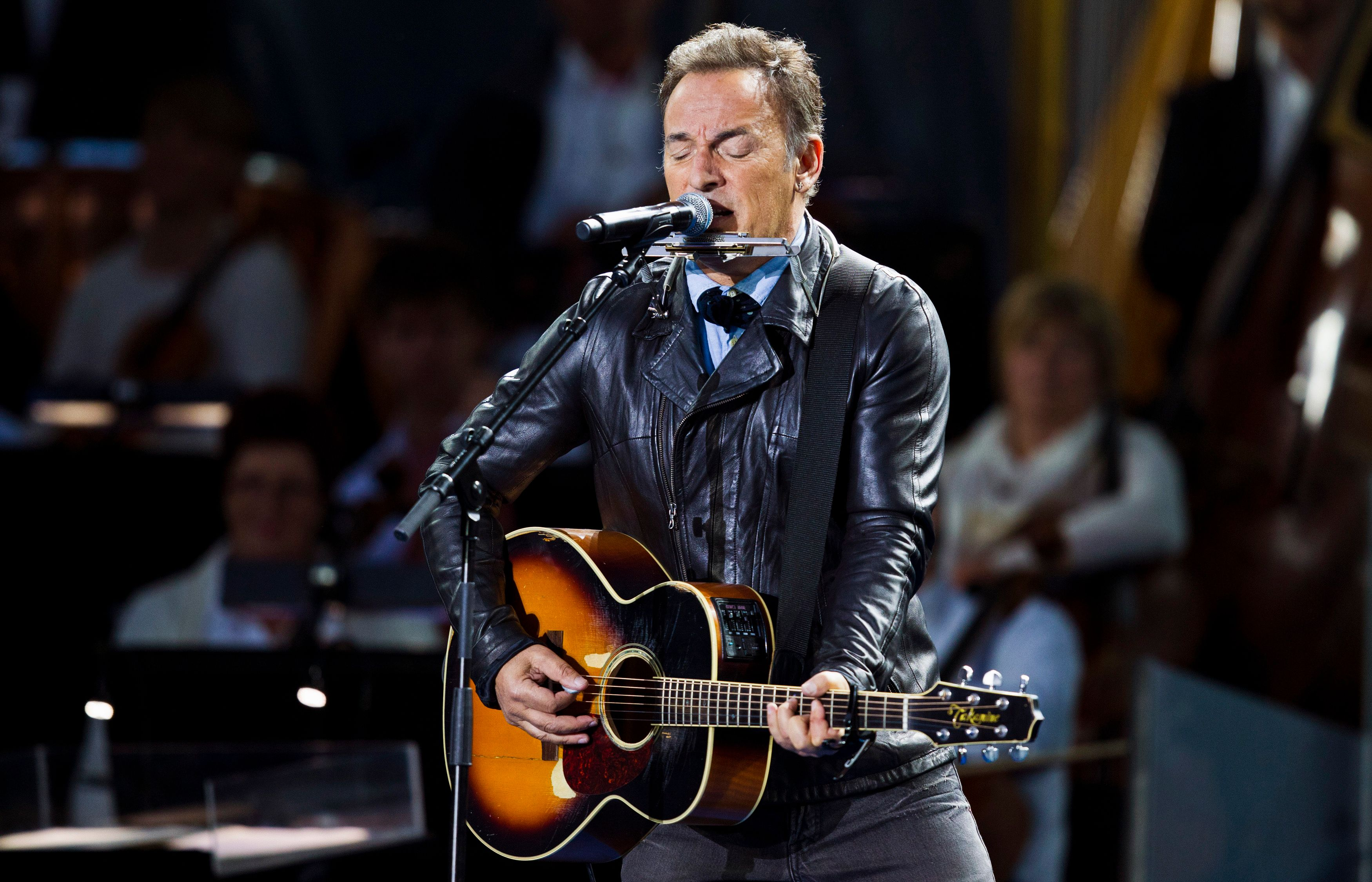 Bruce Springsteen a donné son plus long concert mardi à Helsinki.