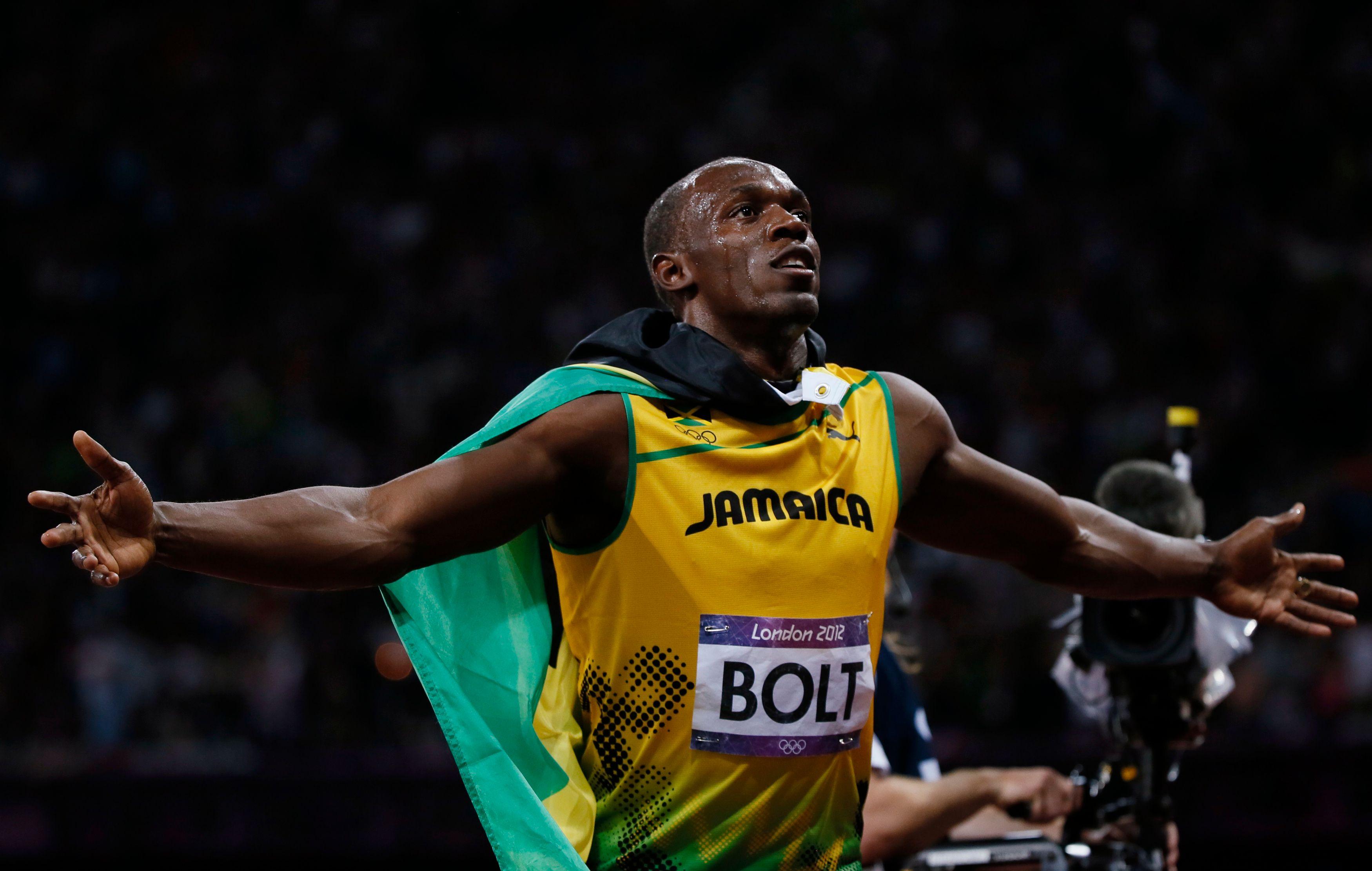 """Usain Bolt, ce champion qui était fainéant: """"plus jeune, je faisais tout mon possible pour éviter l'entraînement"""""""