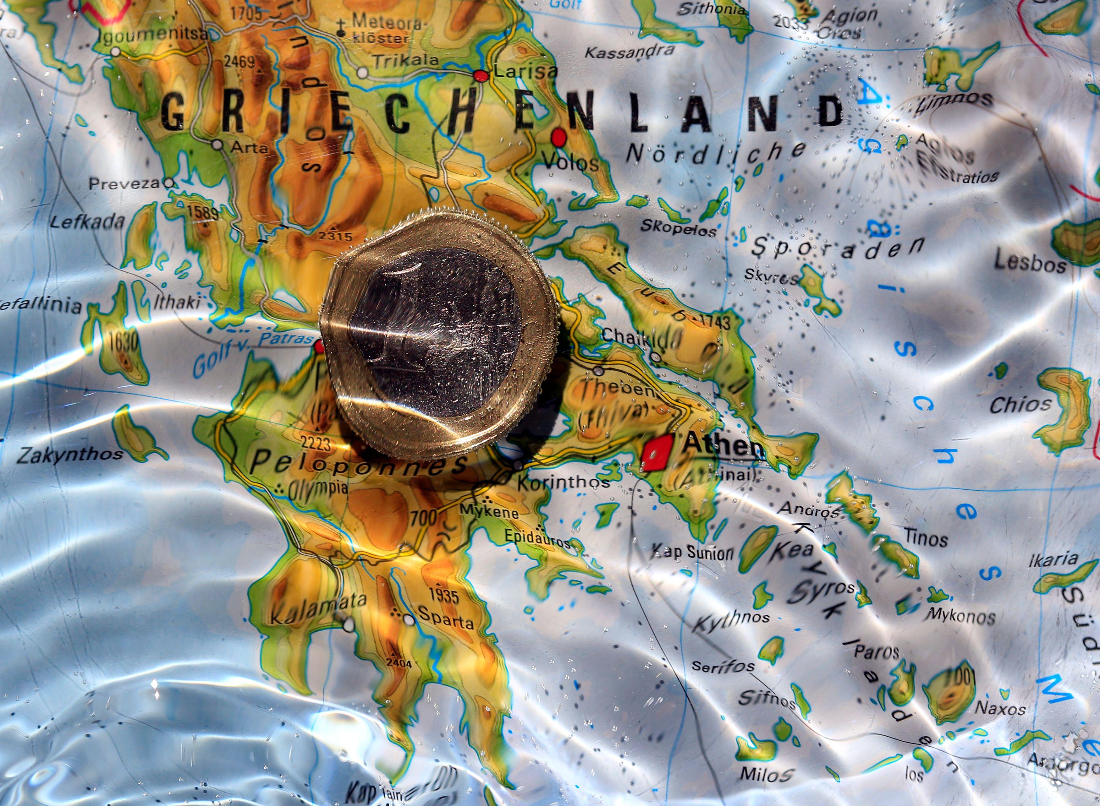 Les Européens n'effaceront jamais la dette de la Grèce et ils ont raison