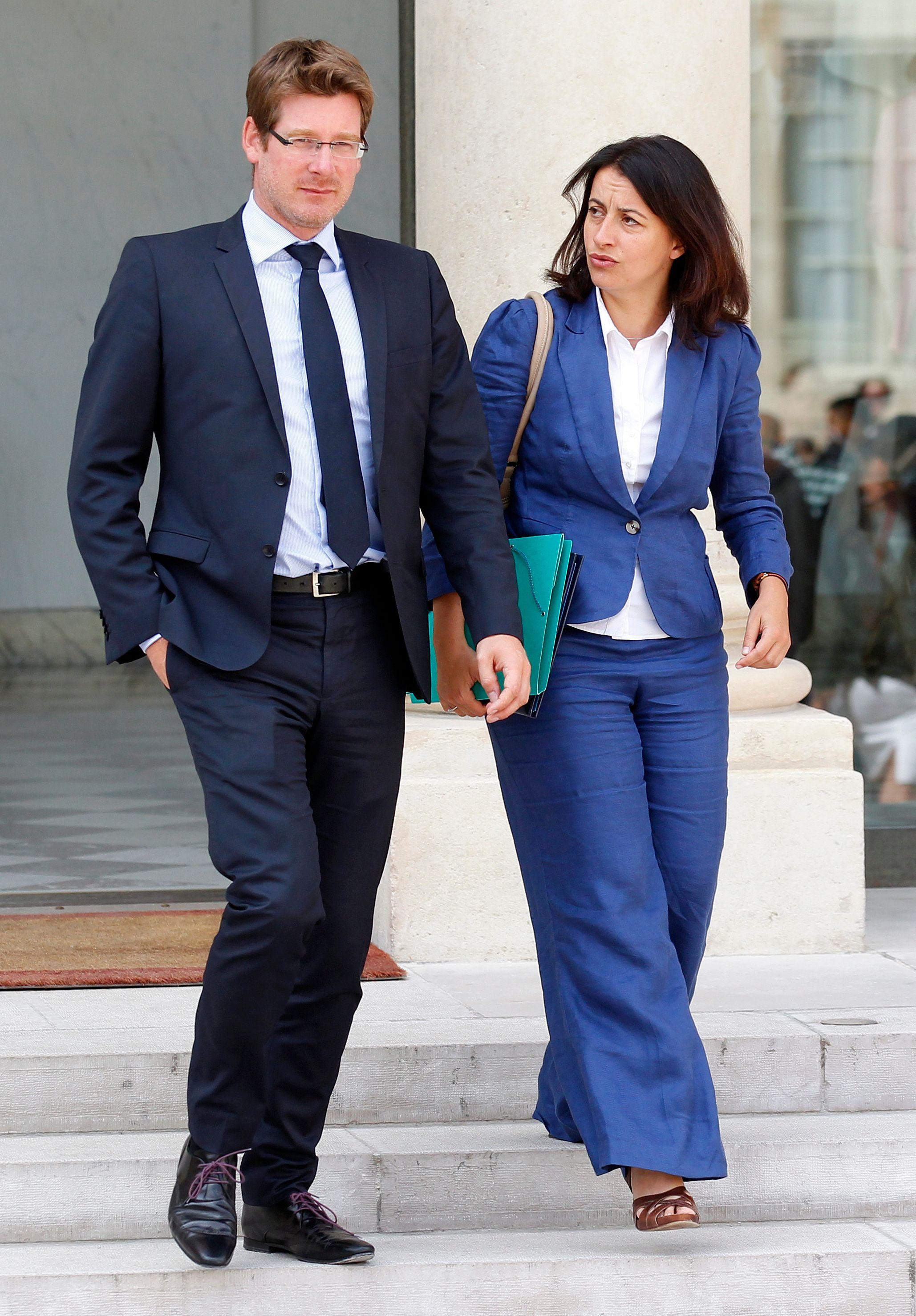 Pascal Canfin et Cécile Duflot, les deux ministres EELV du gouvernement.