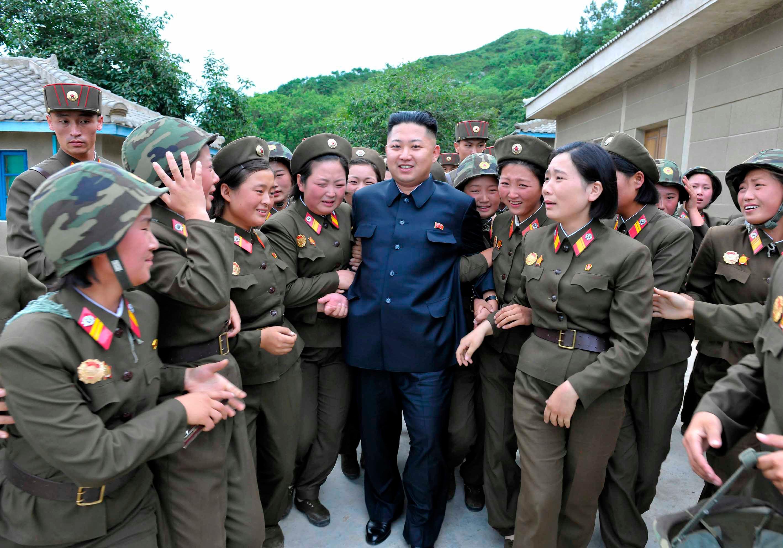 """La Corée du Nord a protesté contre une production hollywoodienne : le film """"The Interview"""""""