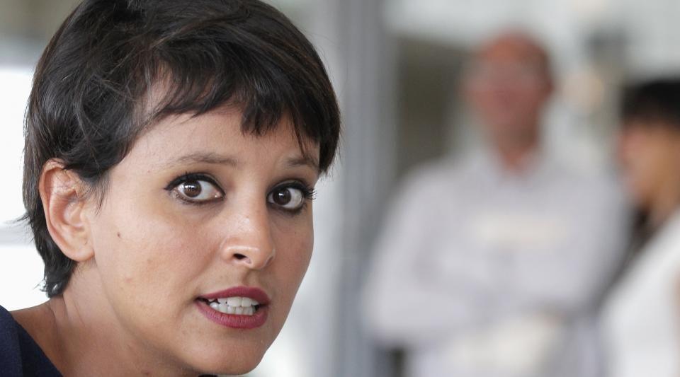 Najat Vallaud-Belkacem : son trou de mémoire sur la réforme des retraites