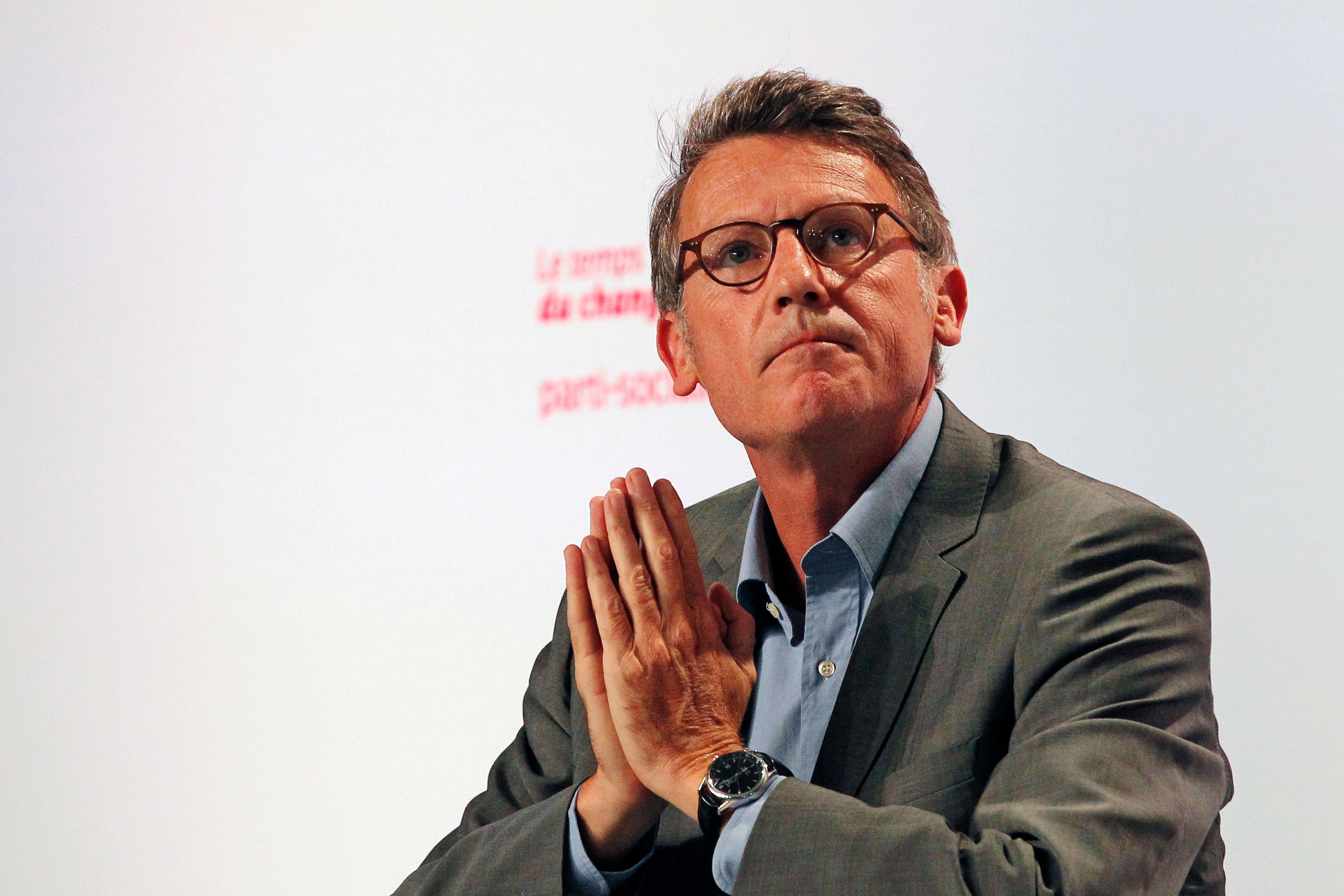 Primaire de la gauche : Vincent Peillon a annoncé sa candidature