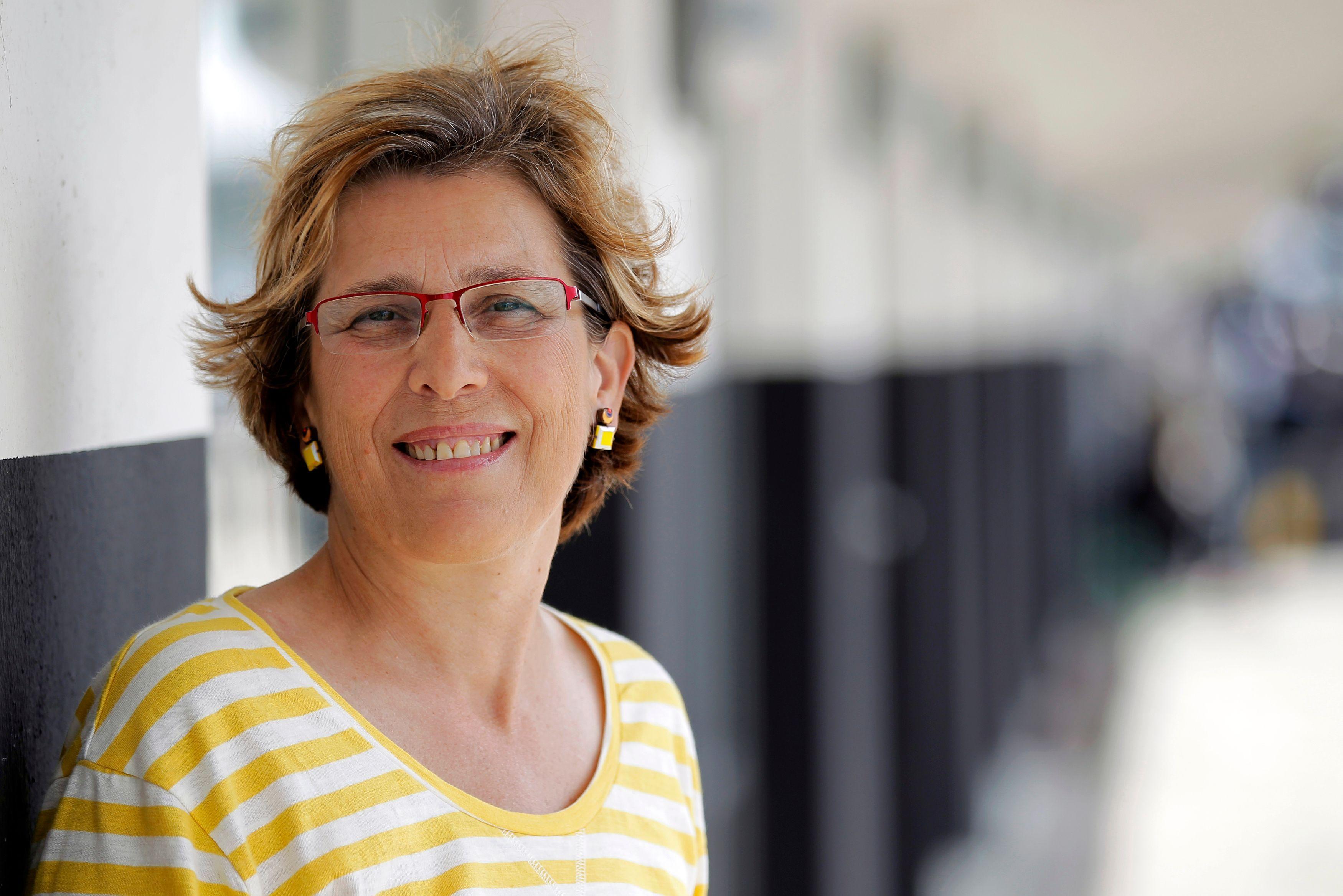 La Sénatrice (PS) de Paris, Marie-Noëlle Lienemann.