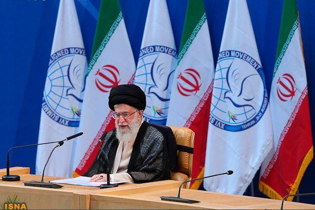 L'ayatollah Ali Khamenei a appelé le peuple iranien a voté massivement