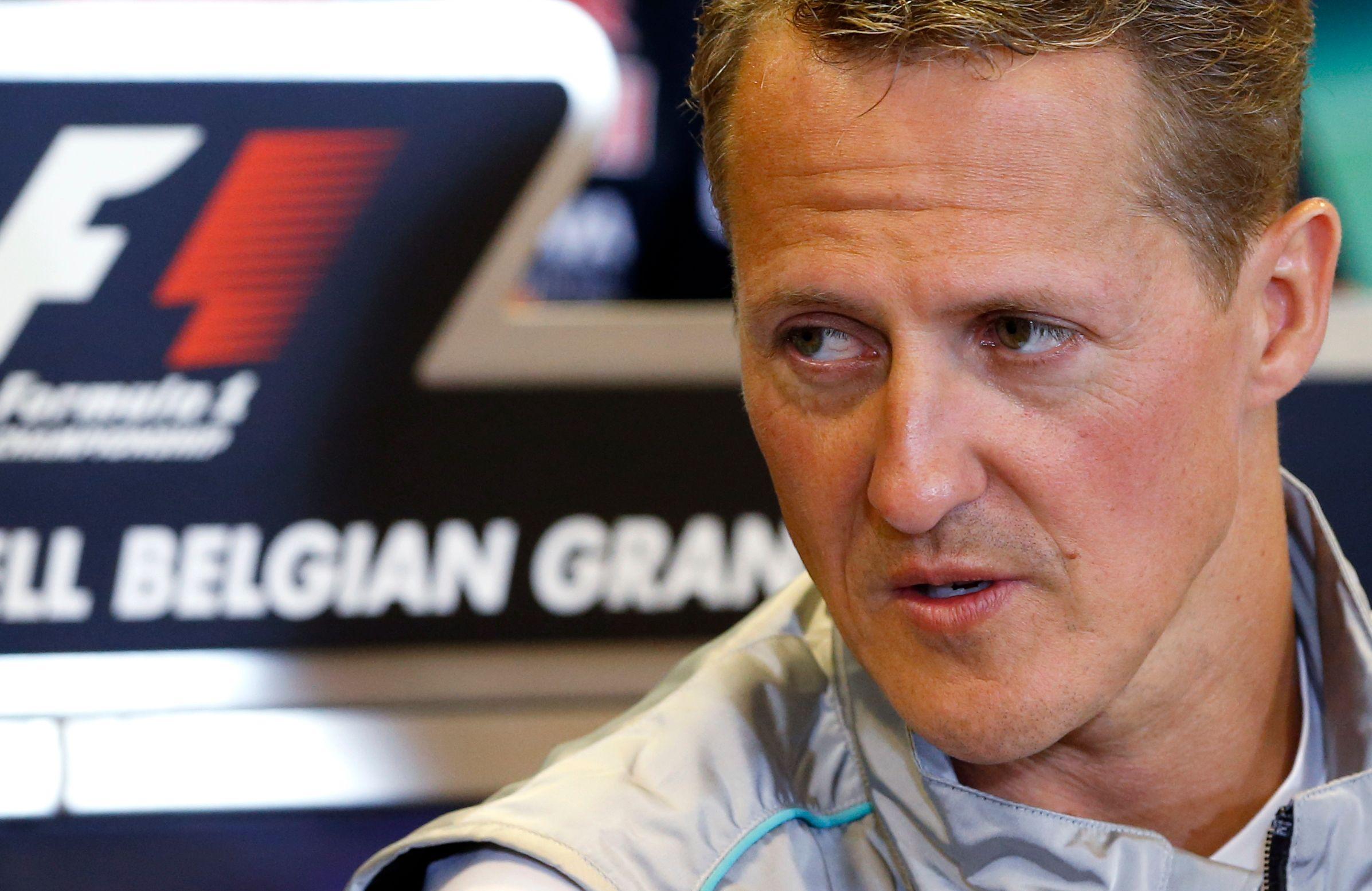 L'état de santé de Michael Schumacher s'améliore quelque peu