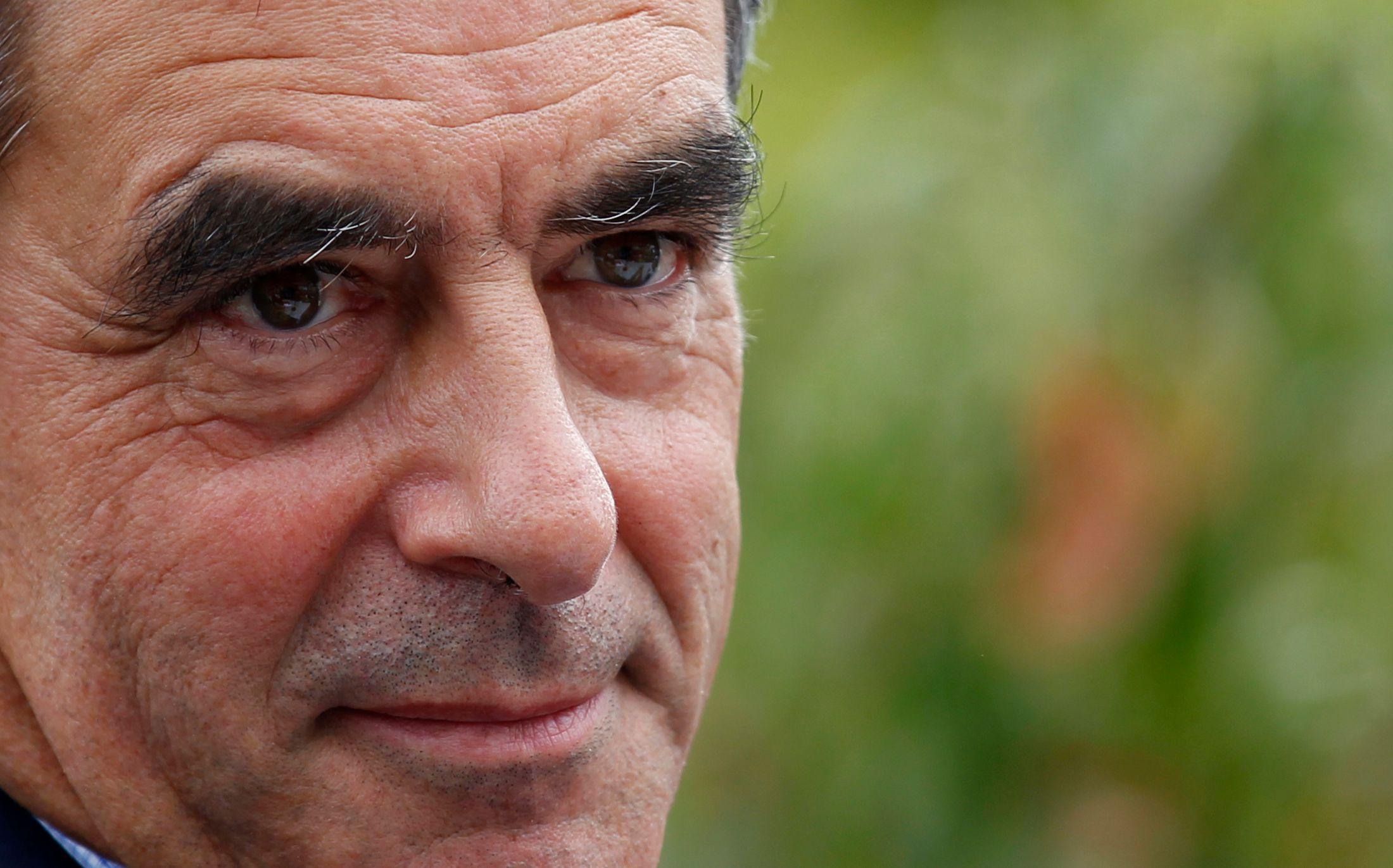 """François Fillon : """"Hollande est très méchant. C'est un salopard"""""""