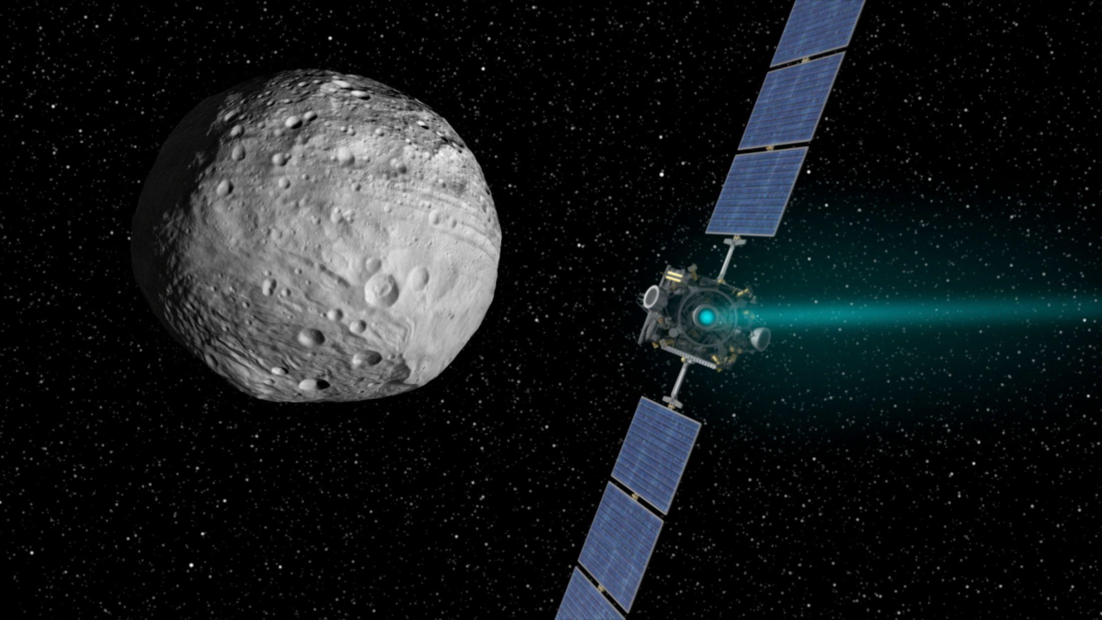 "Un astéroïde d'un kilomètre de diamètre va ""frôler"" la Terre le 19 avril"