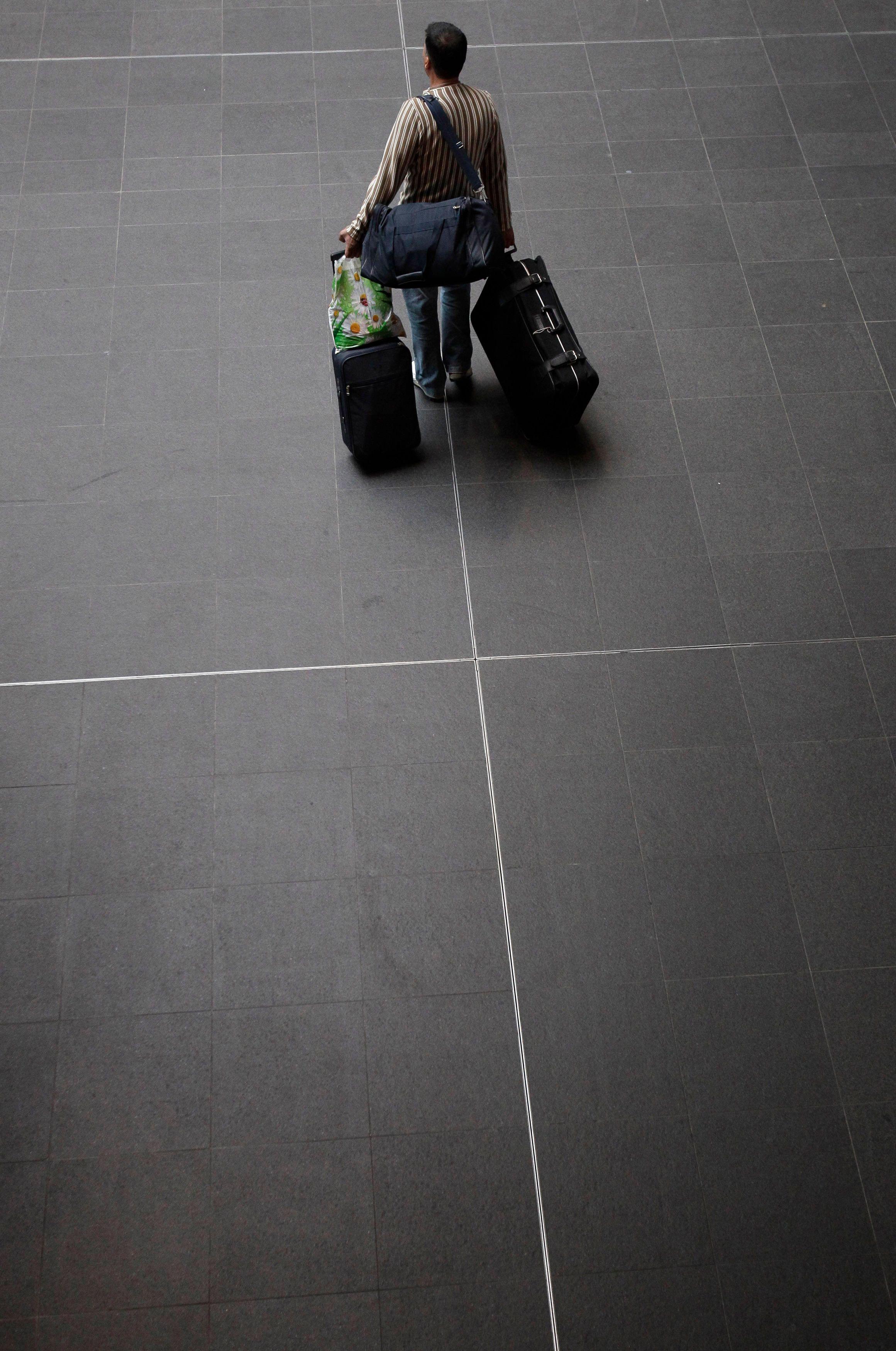 En 2011, 35 077 foyers fiscaux ont quitté la France.