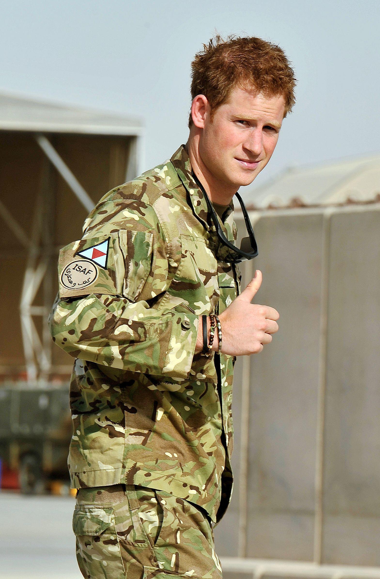 Le service en Afghanistan du prince Harry a pris fin lundi.