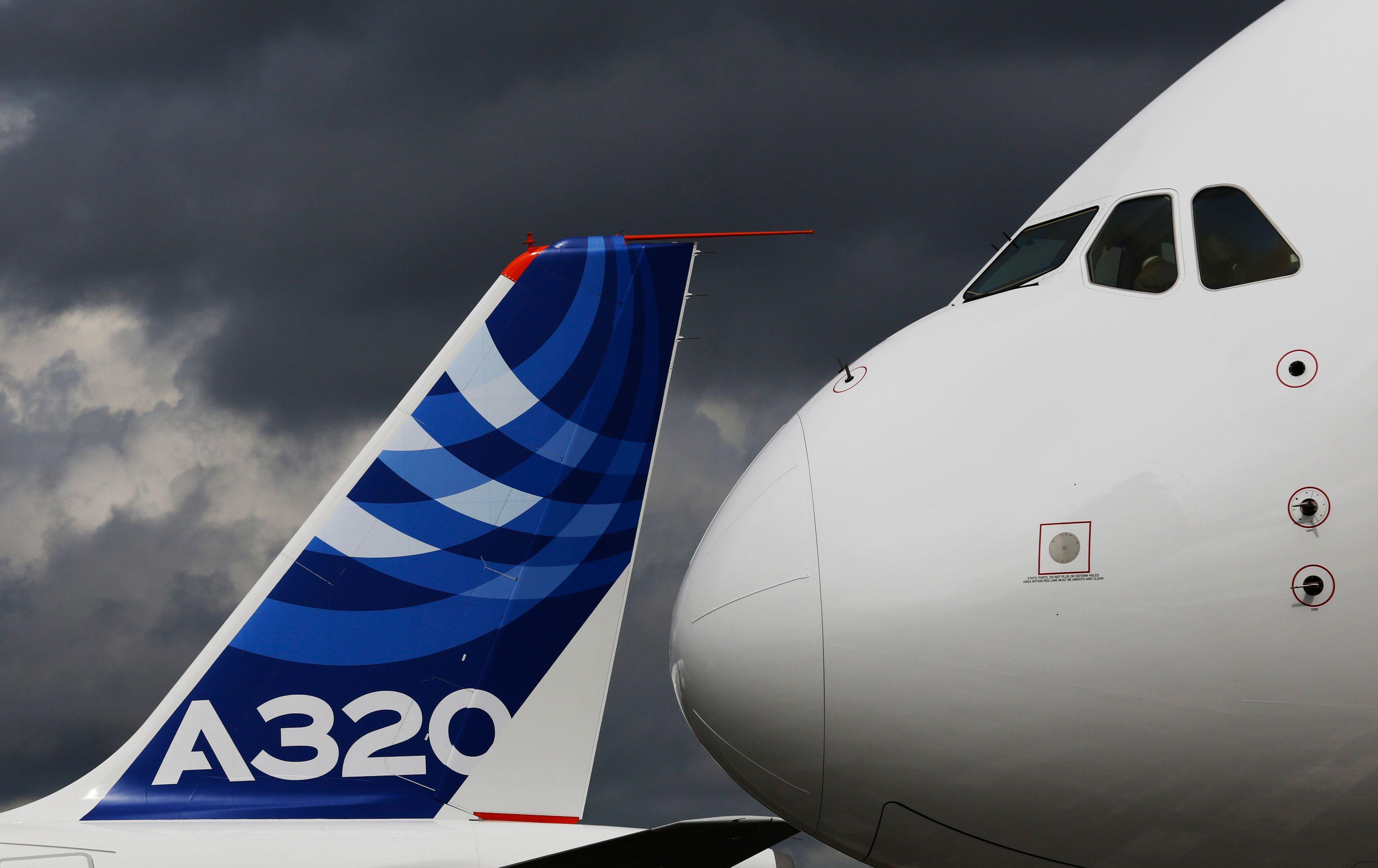 Airbus a vendu moins d'avions que Boeing