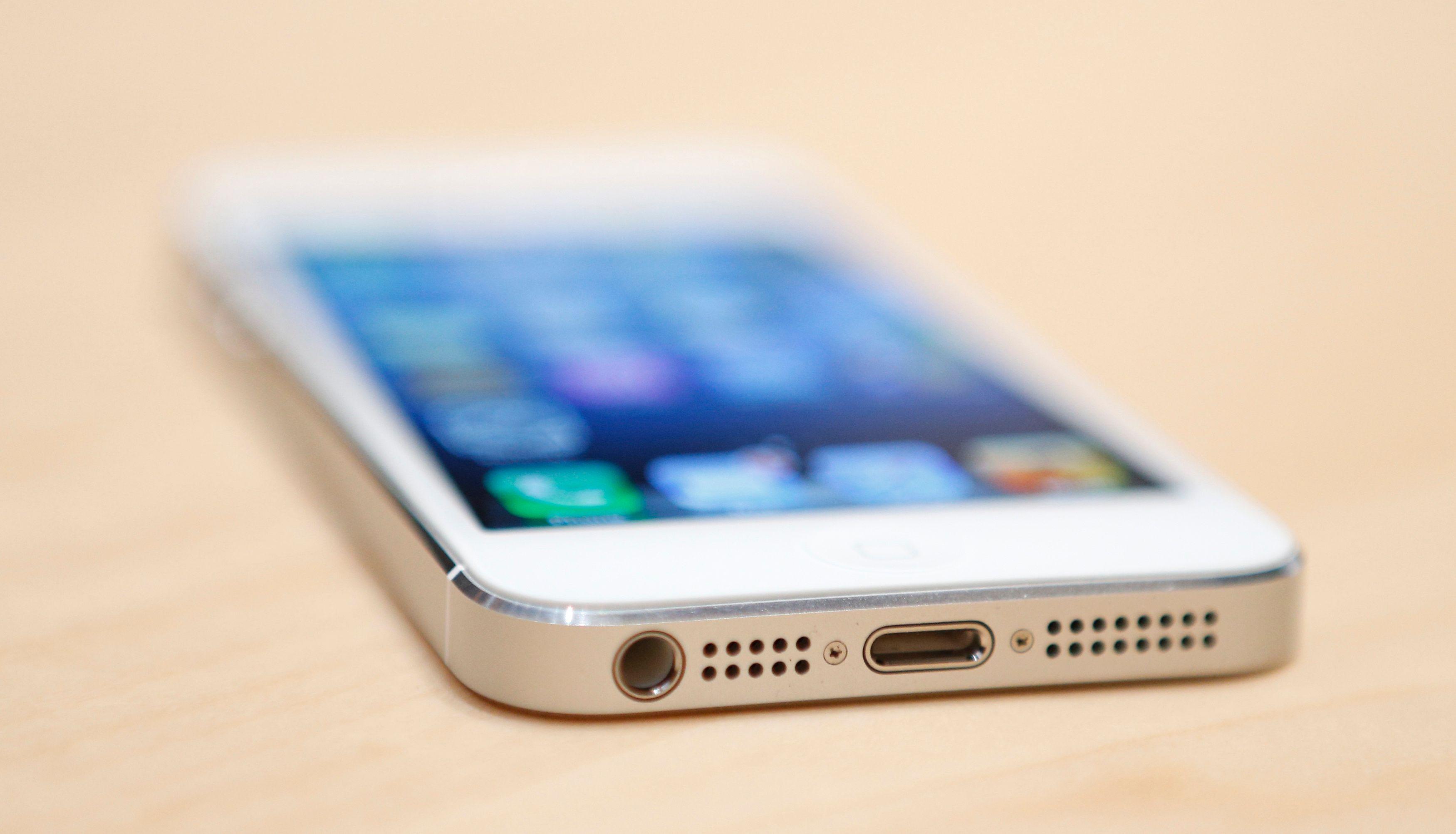 L'iPhone 5S devrait sortir dès cet été