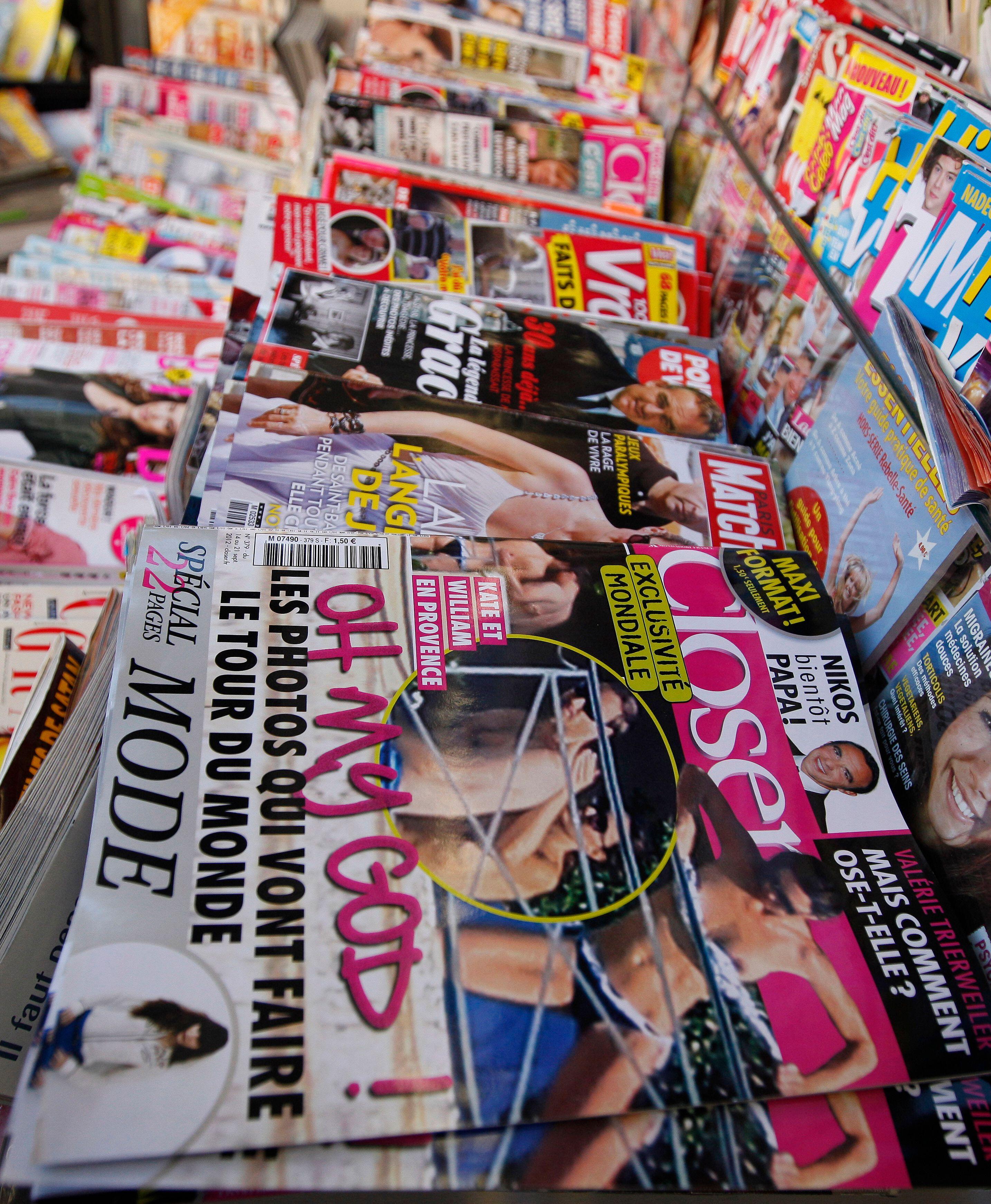 La presse people contemporaine n'a rien inventé