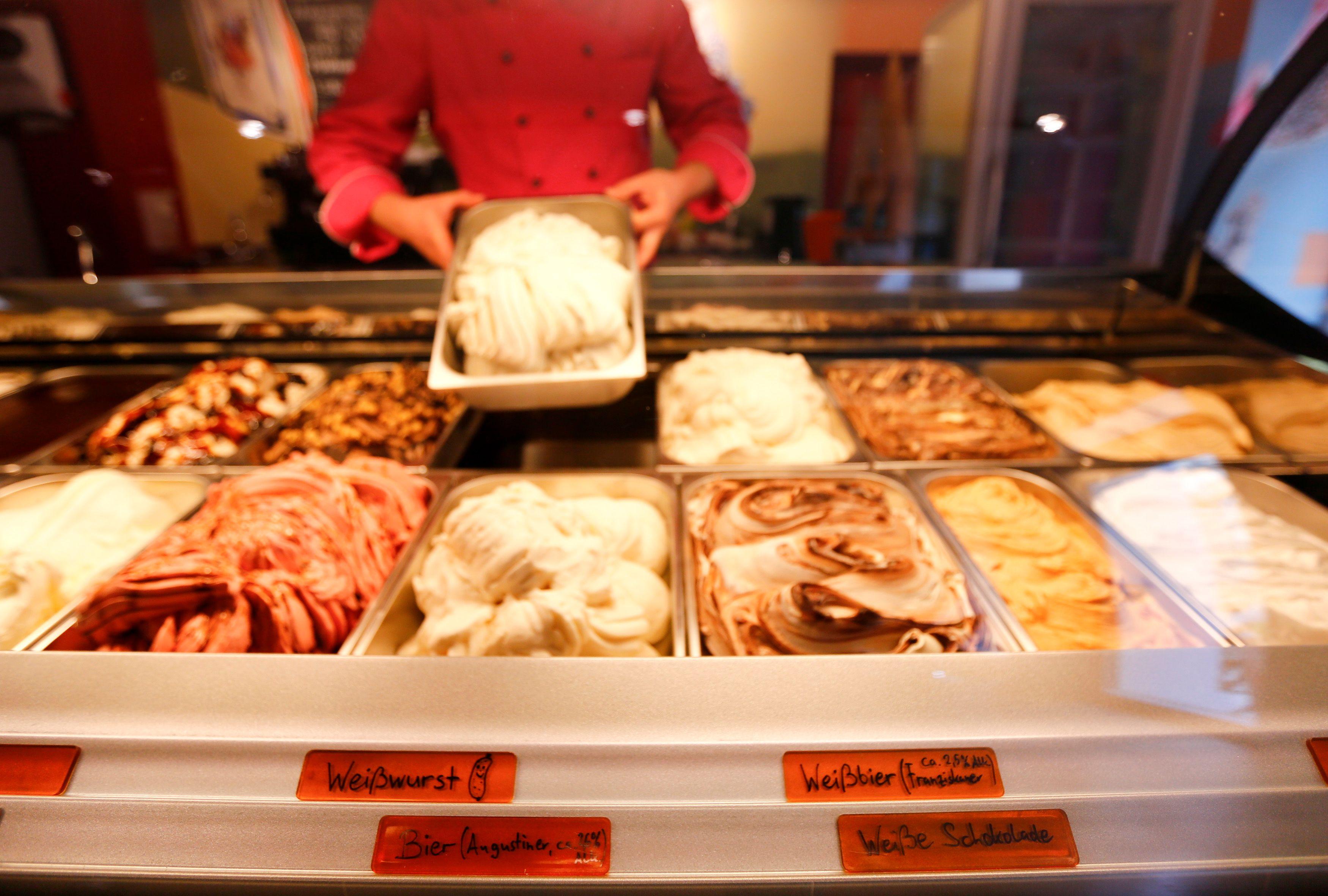 Combien de glaces un enfant peut-il manger chaque jour ?