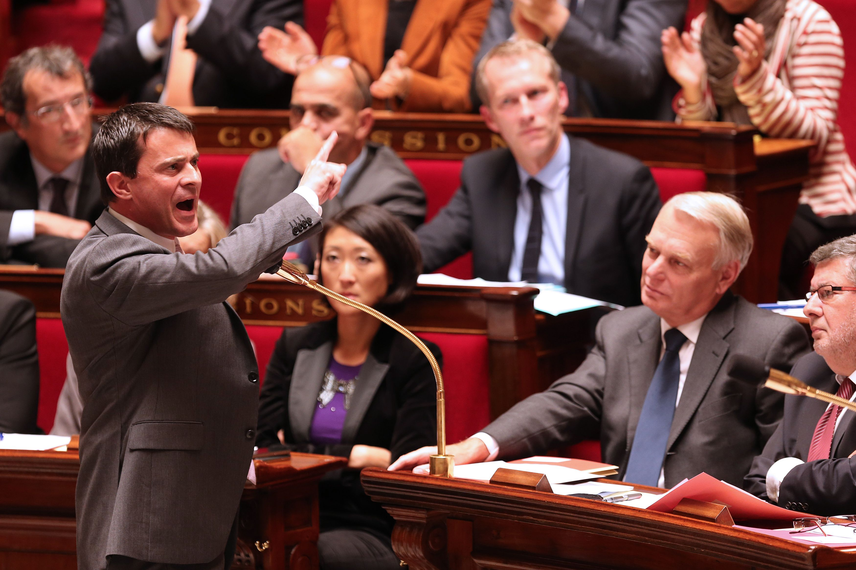Migrants: les parlementaires ouvrent le débat sur l'accueil des réfugiés