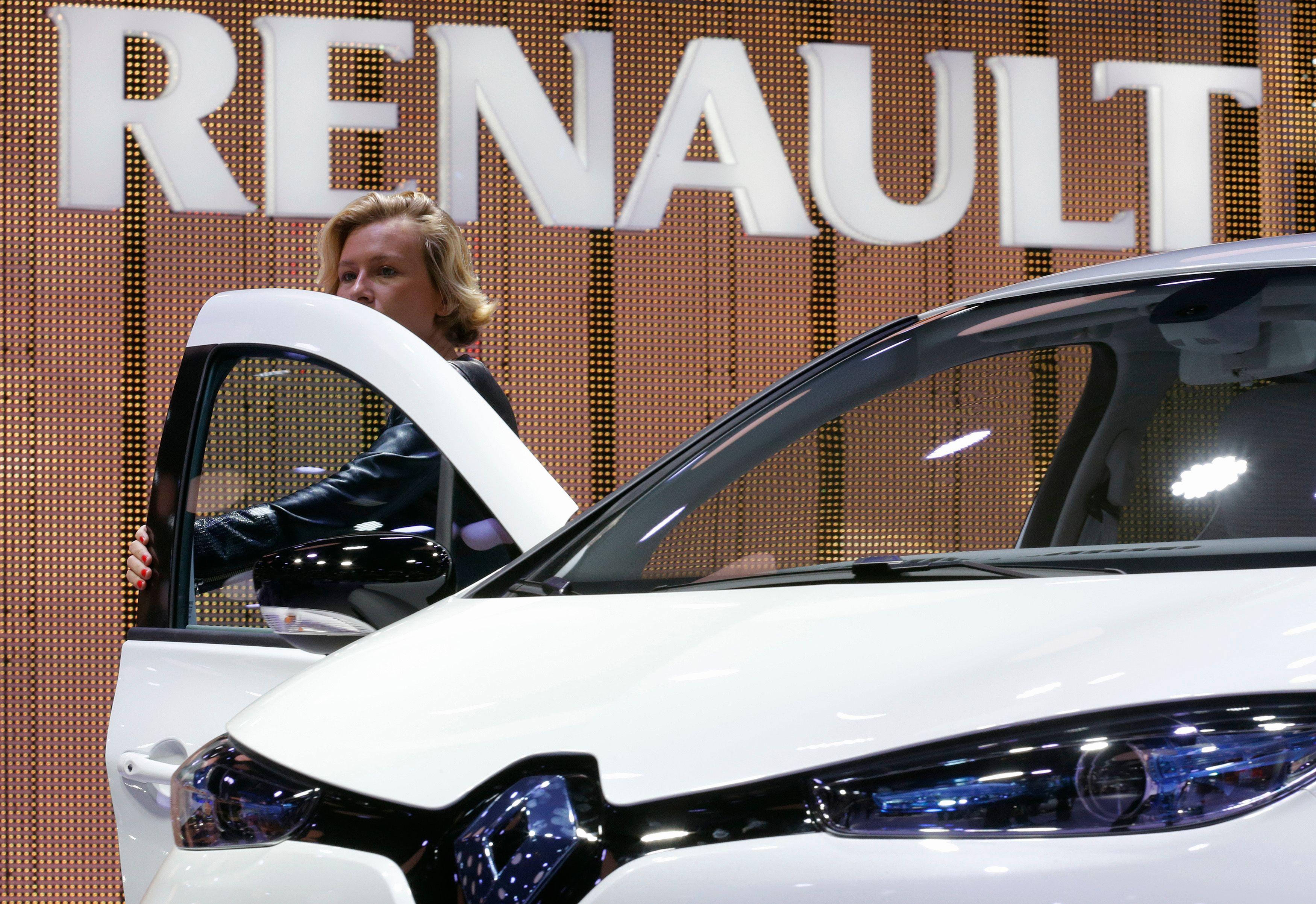 Ce jeudi à 12h45, l'action Renault perd un peu plus de 20% à la bourse de Paris.