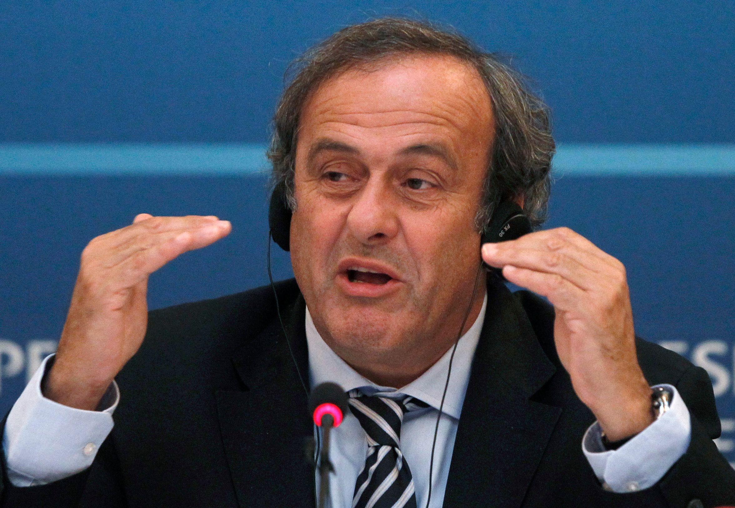 Mondial 2022 au Qatar : Platini au cœur de la corruption ? Un de ses proches dément