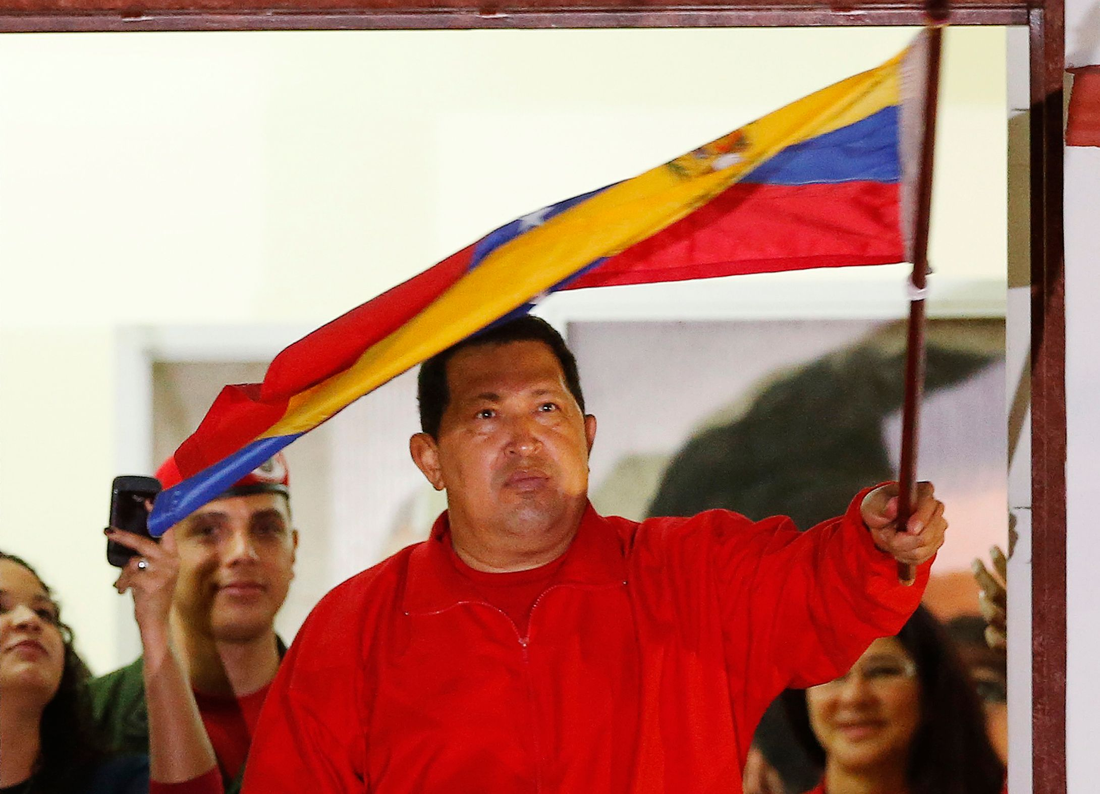 Barack Obama a affirmé que les Etats-Unis soutenaient les Vénézuéliens après la mort de leur dirigeant.
