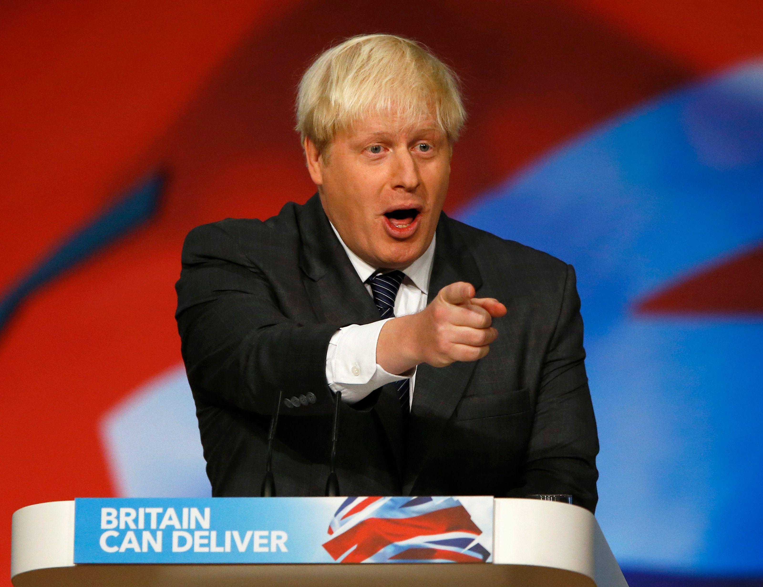 Brexit : Boris Johnson rejette une éventuelle alliance avec Nigel Farage