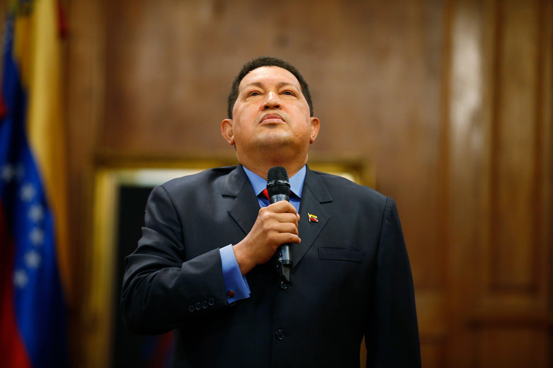 Hugo Chavez est décédé mardi soir.