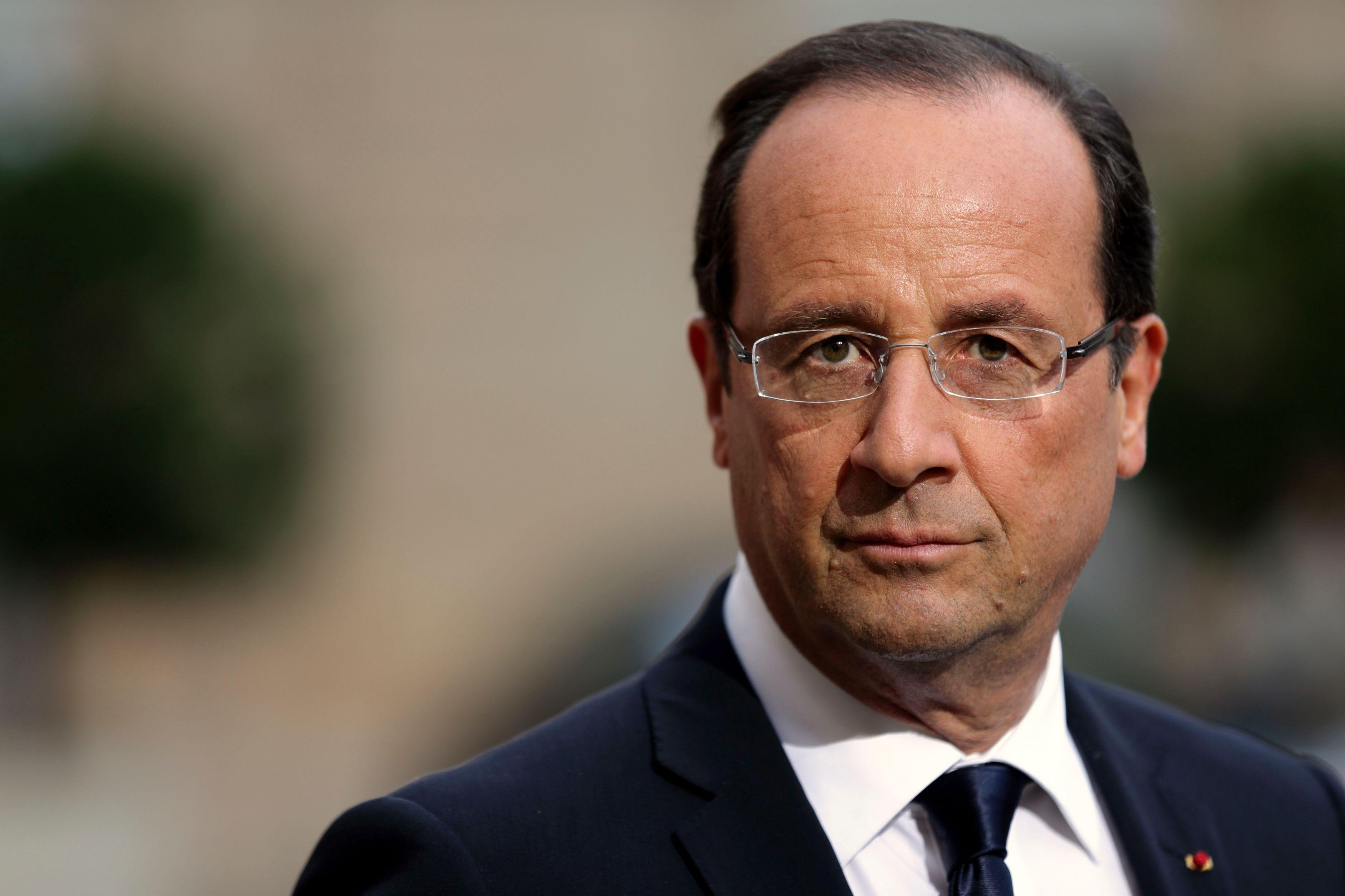 François Hollande cherche à se démarquer de Nicolas Sarkozy.