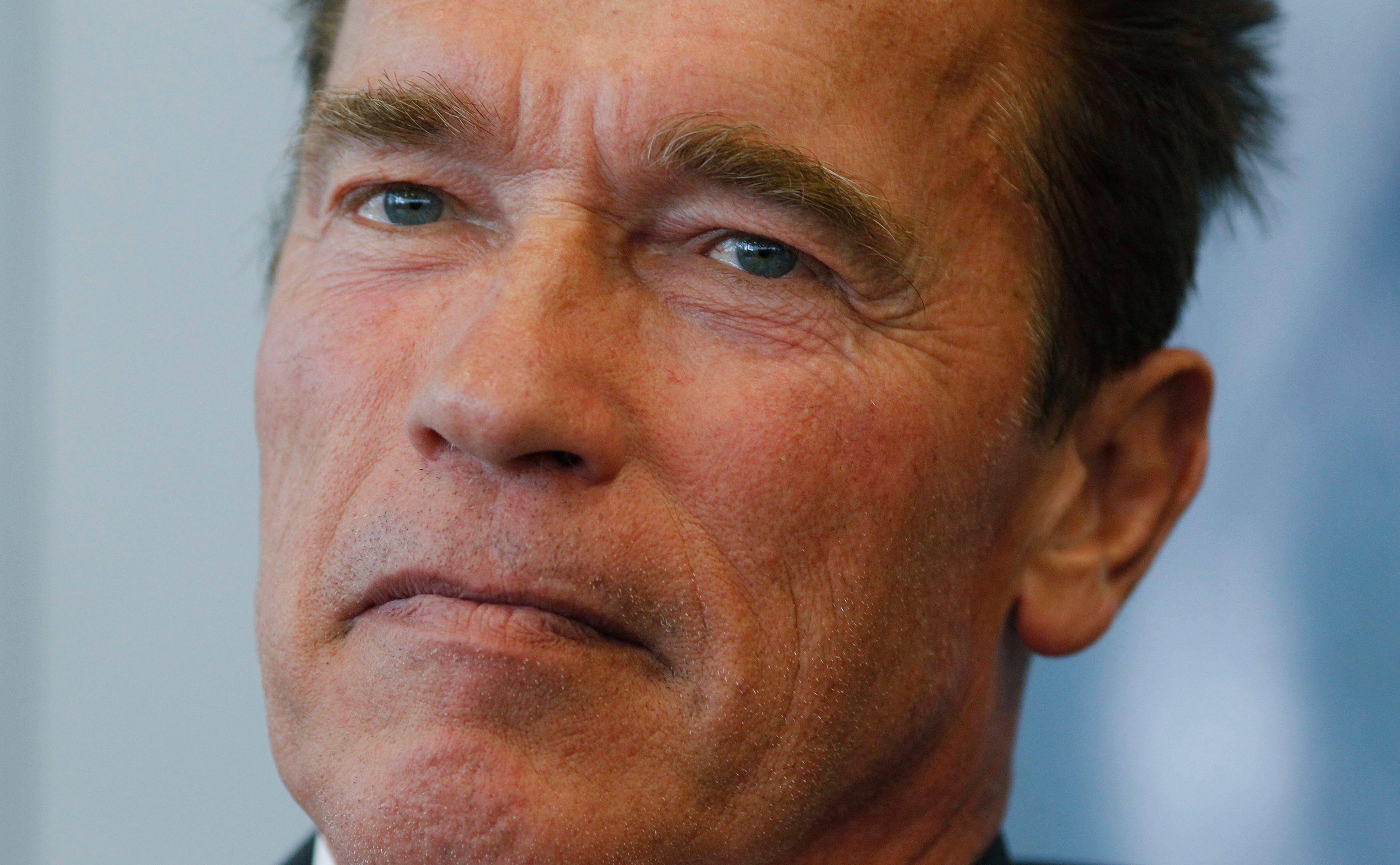 Voies sur berges à Paris : Anne Hidalgo reçoit le soutien (musclé) d'Arnold Schwarzenegger