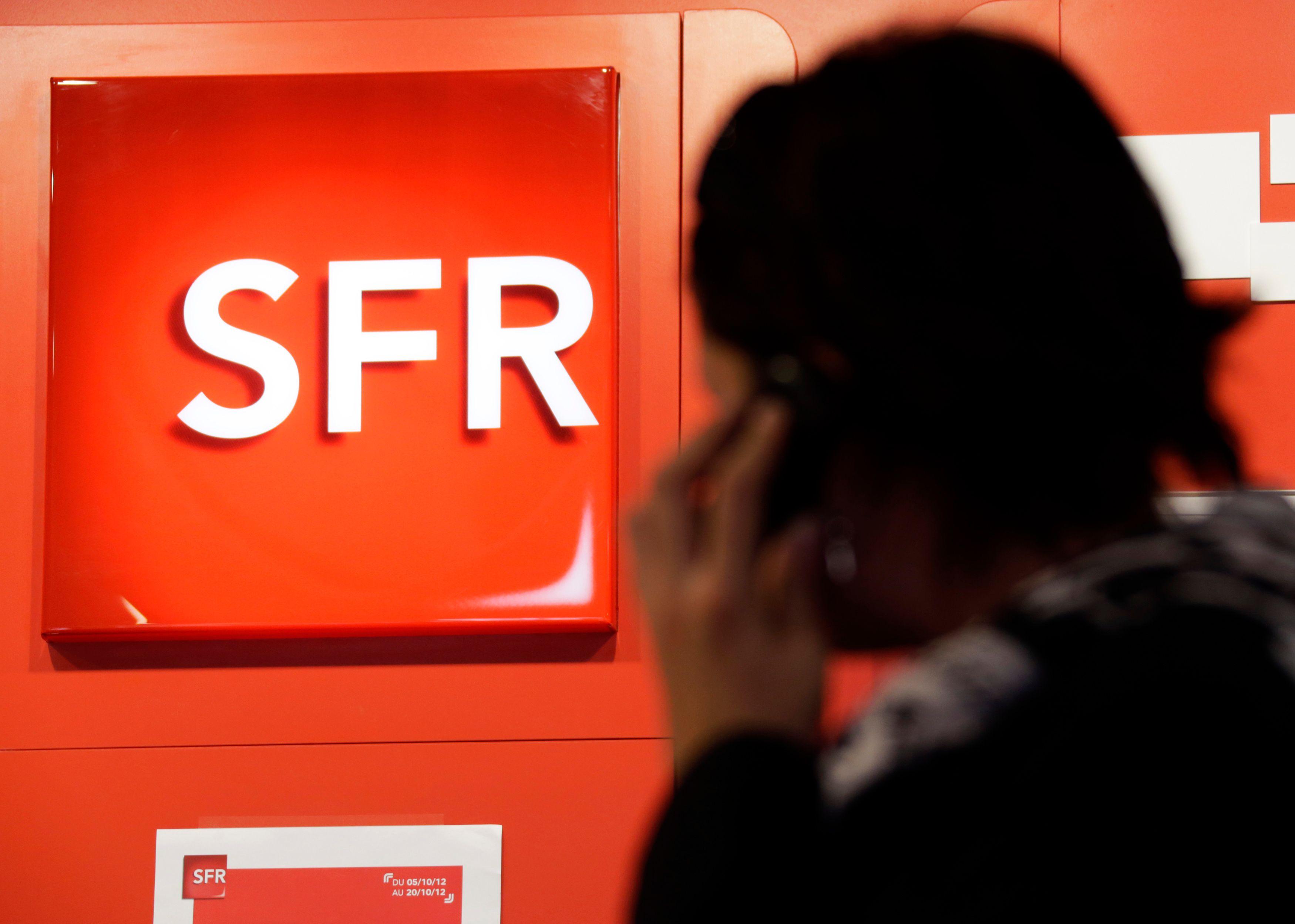 Rapprochement avec Numéricable : SFR écope d'une sanction de 40 millions d'euros