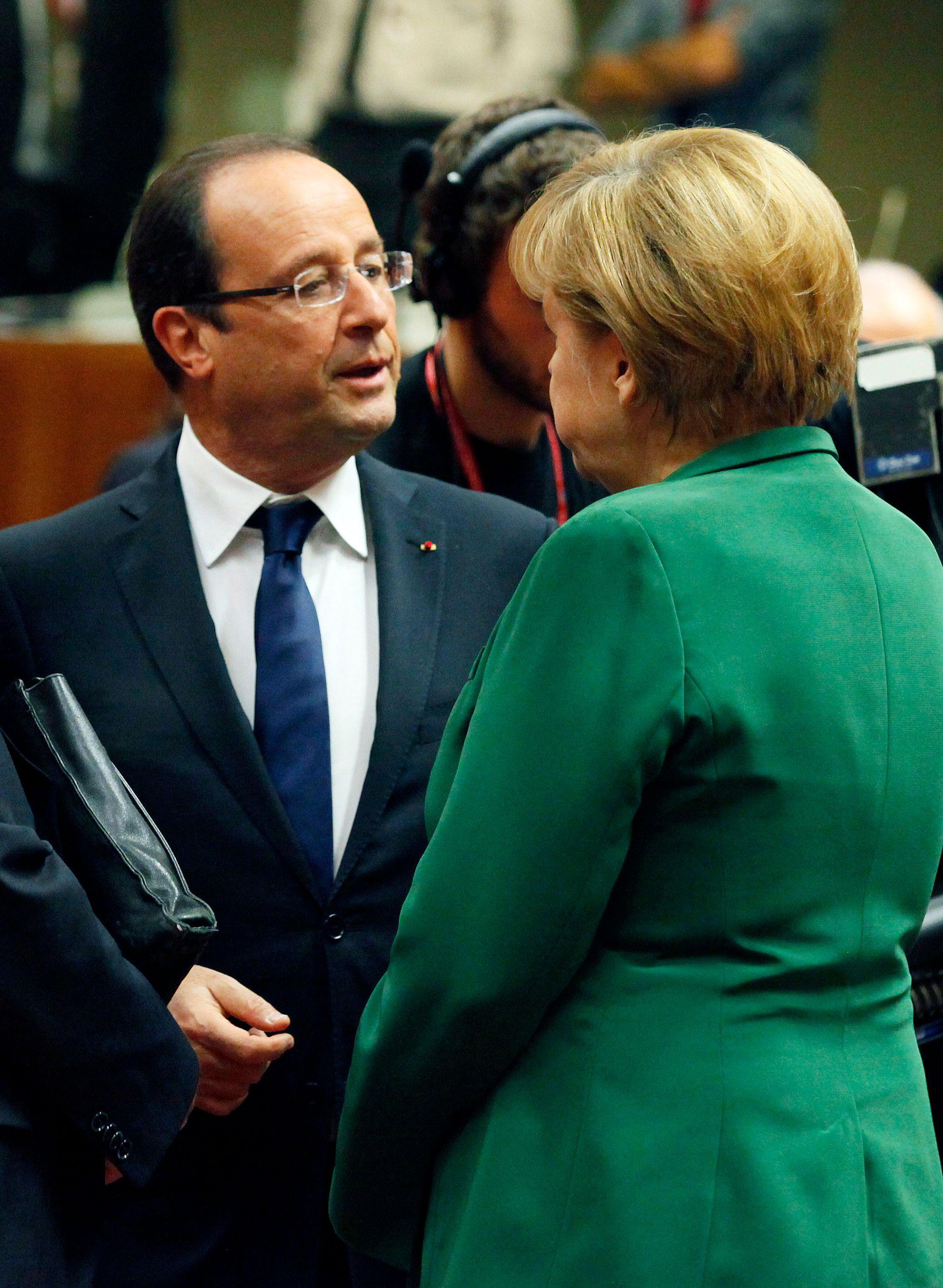 """Le couple franco-allemand rappelle """"la responsabilité de chaque Etat membre et la solidarité de tous""""."""